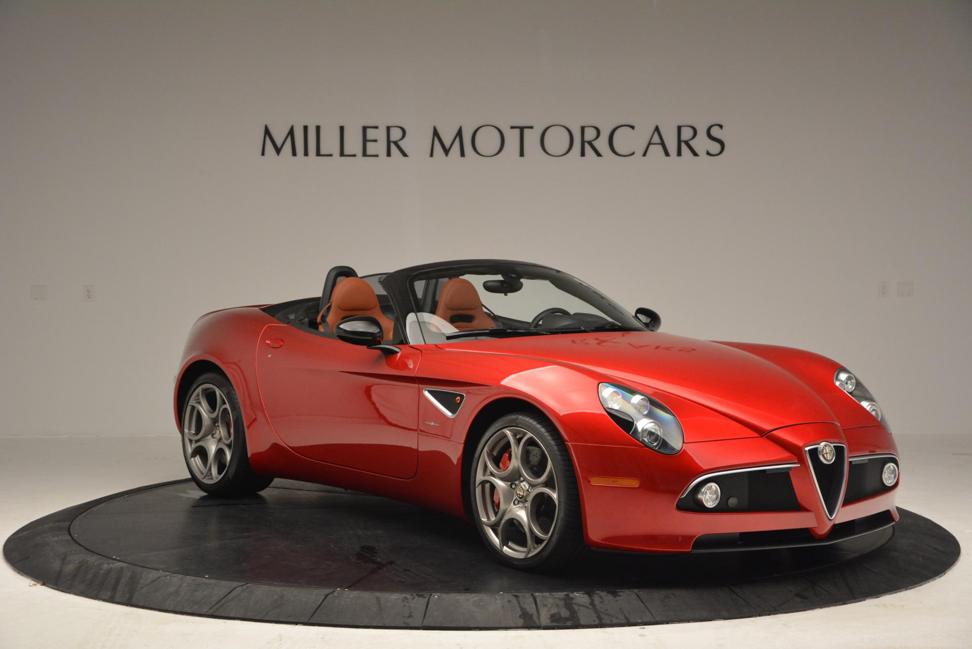 Used 2009 Alfa Romeo 8C Competizione Spider For Sale In Westport, CT 1_p11