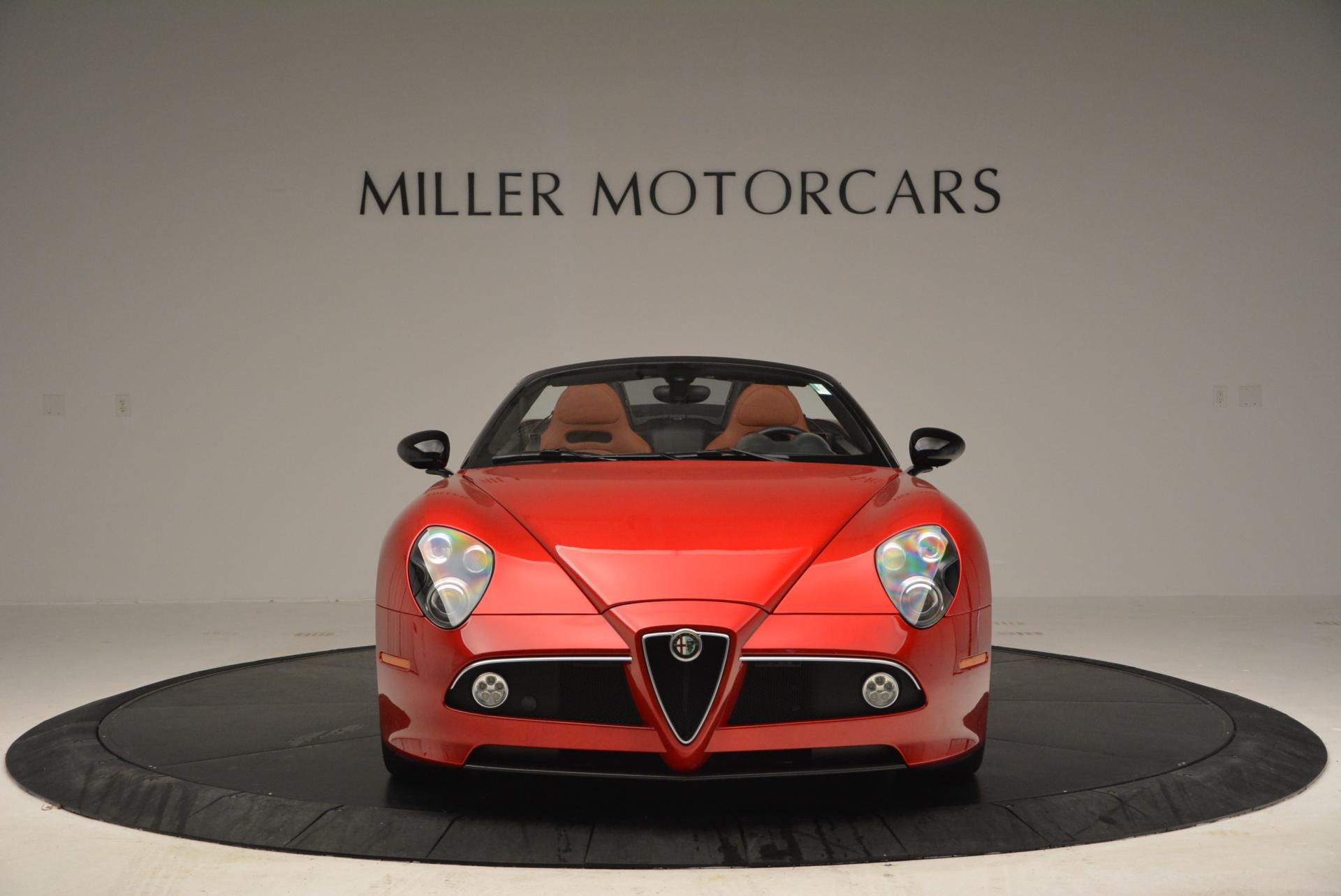 Used 2009 Alfa Romeo 8C Competizione Spider For Sale In Westport, CT 1_p12
