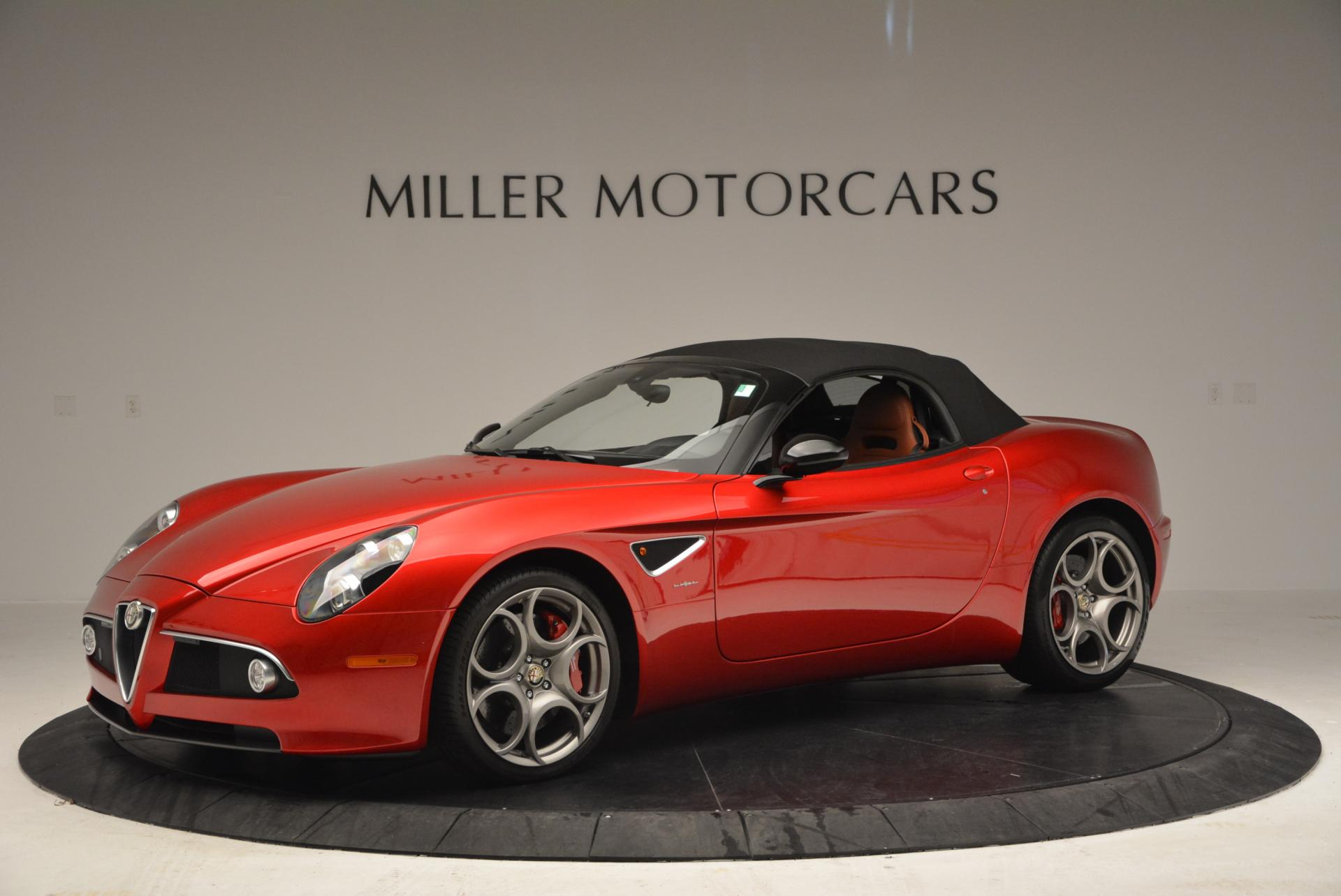 Used 2009 Alfa Romeo 8C Competizione Spider For Sale In Westport, CT 1_p14