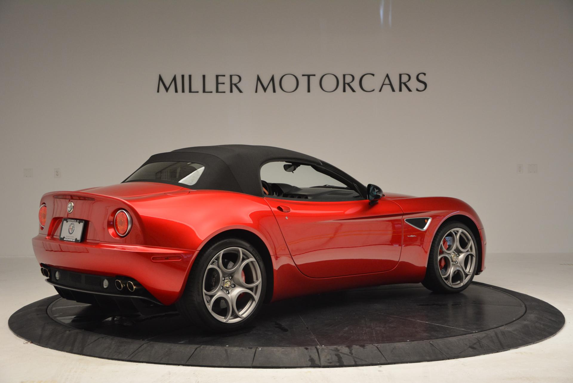 Used 2009 Alfa Romeo 8C Competizione Spider For Sale In Westport, CT 1_p20