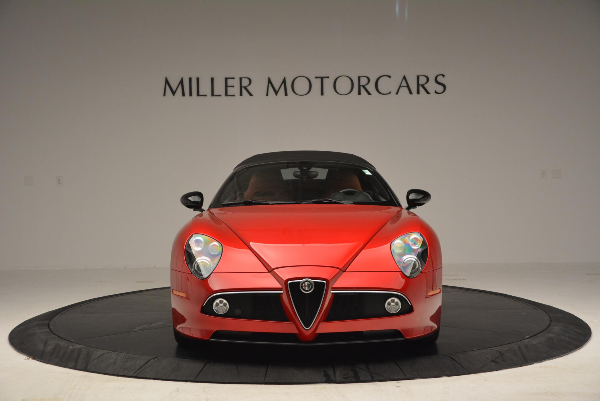 Used 2009 Alfa Romeo 8C Competizione Spider For Sale In Westport, CT 1_p24