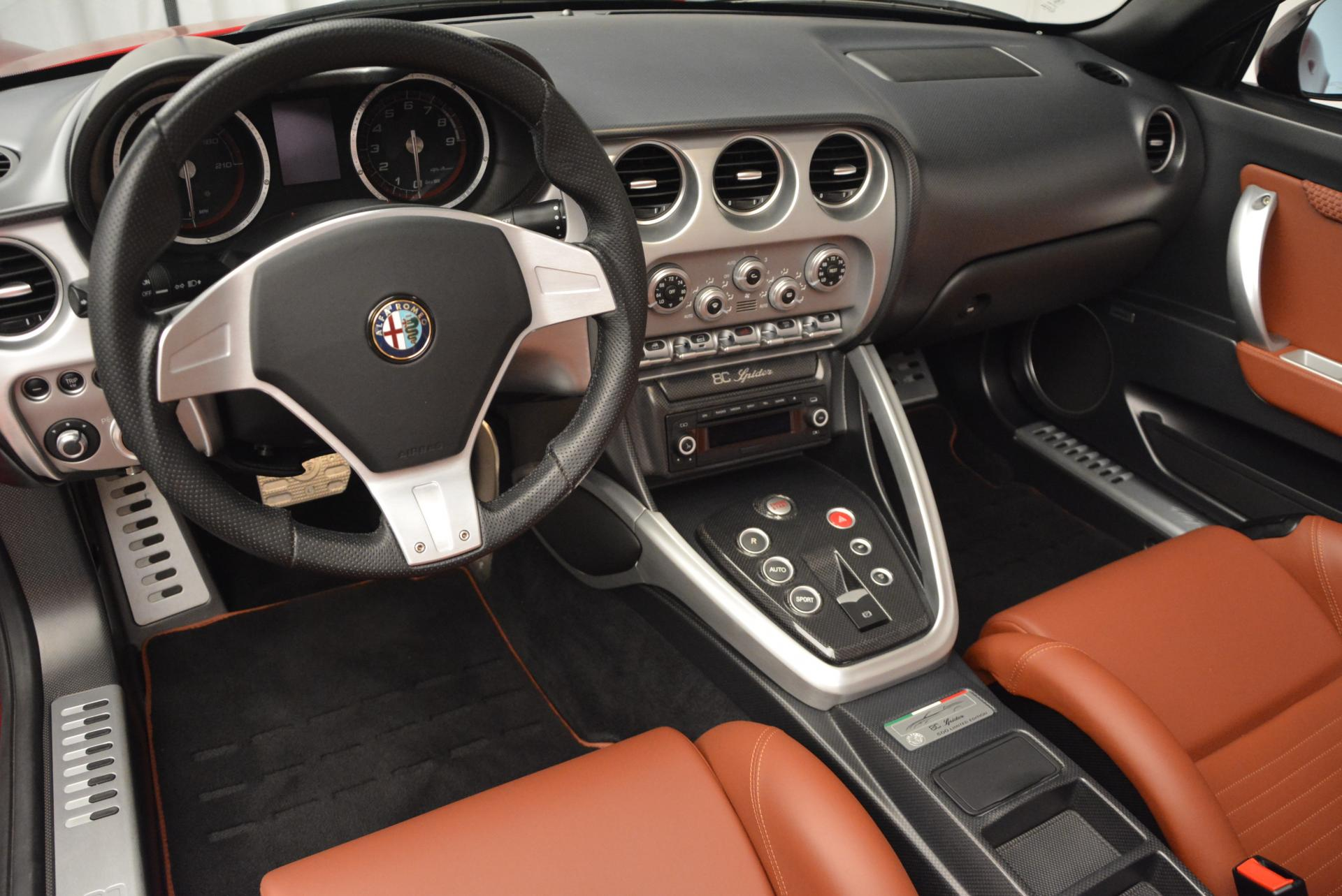 Used 2009 Alfa Romeo 8C Competizione Spider For Sale In Westport, CT 1_p25