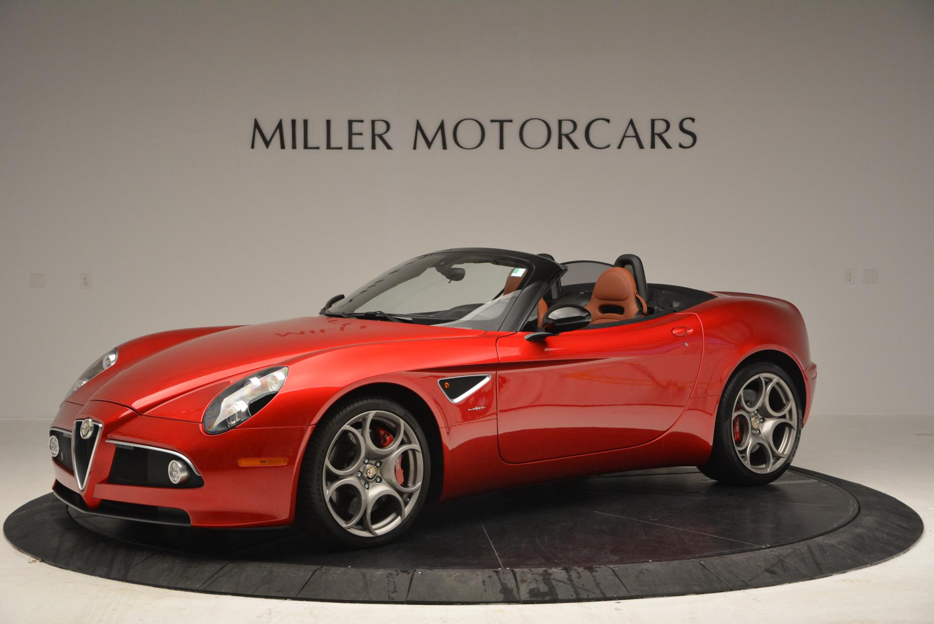Used 2009 Alfa Romeo 8C Competizione Spider For Sale In Westport, CT 1_p2