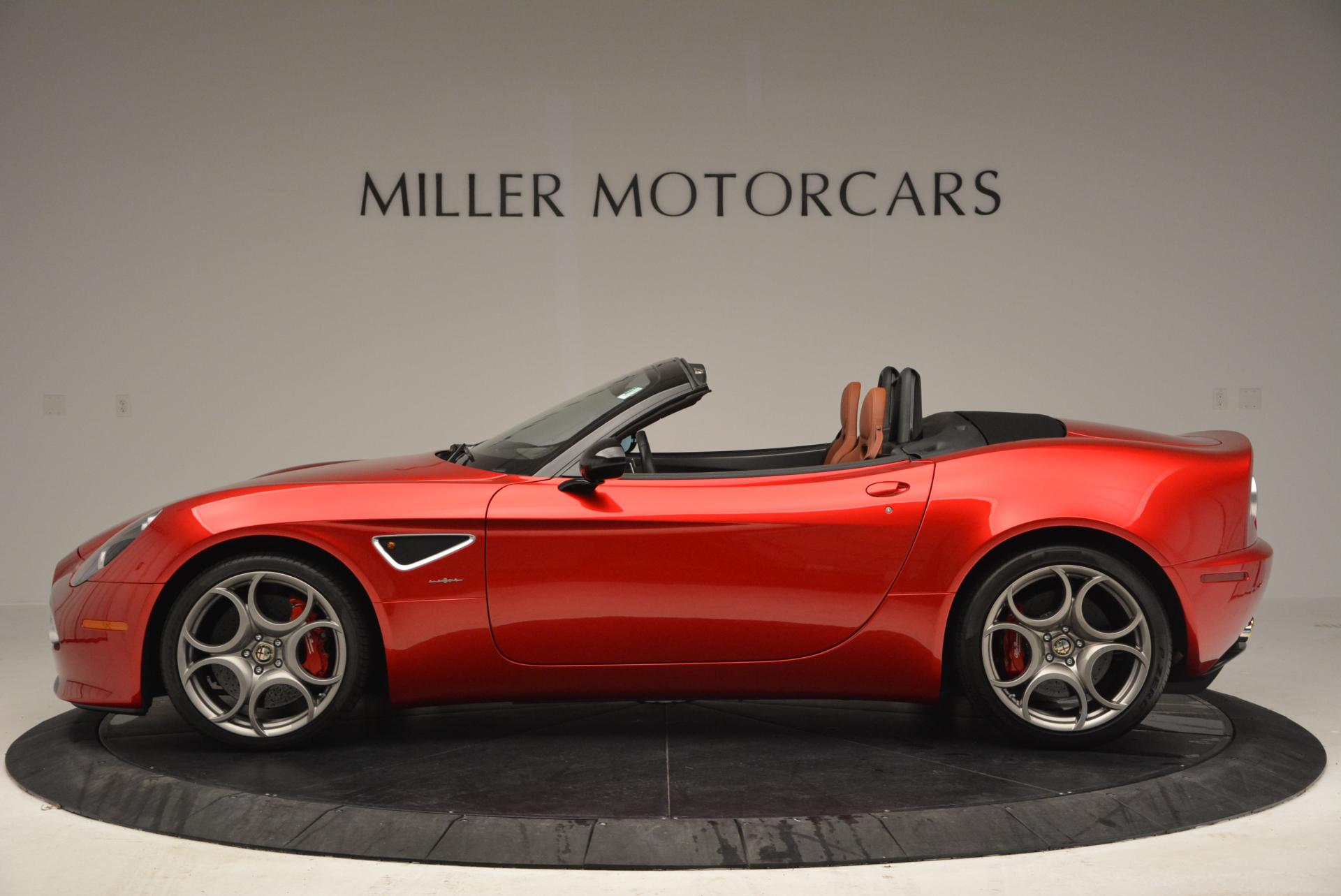Used 2009 Alfa Romeo 8C Competizione Spider For Sale In Westport, CT 1_p3