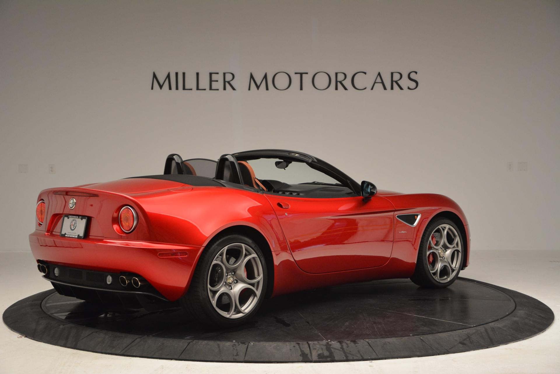 Used 2009 Alfa Romeo 8C Competizione Spider For Sale In Westport, CT 1_p8