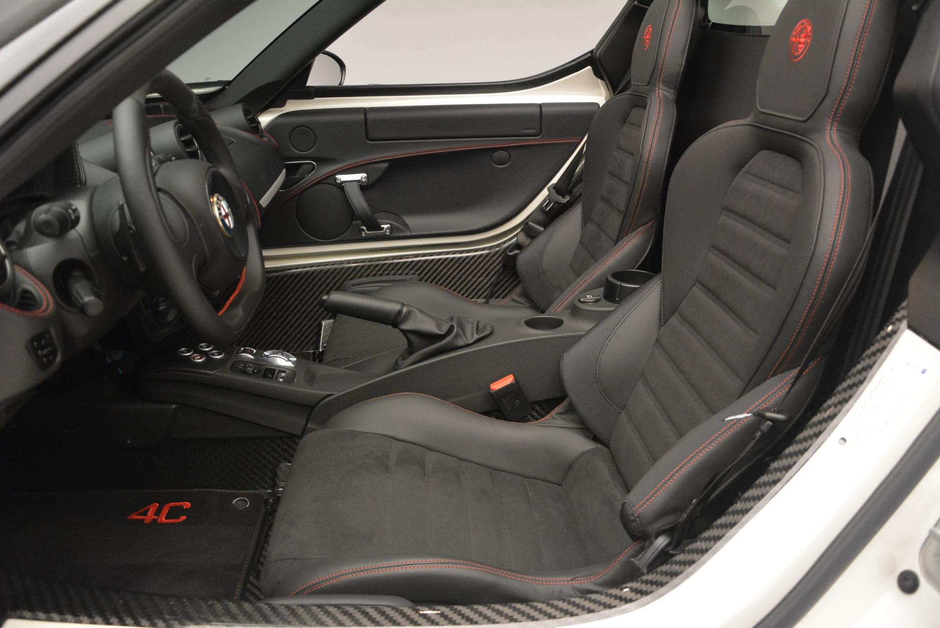New 2015 Alfa Romeo 4C Spider  For Sale In Westport, CT 10_p25