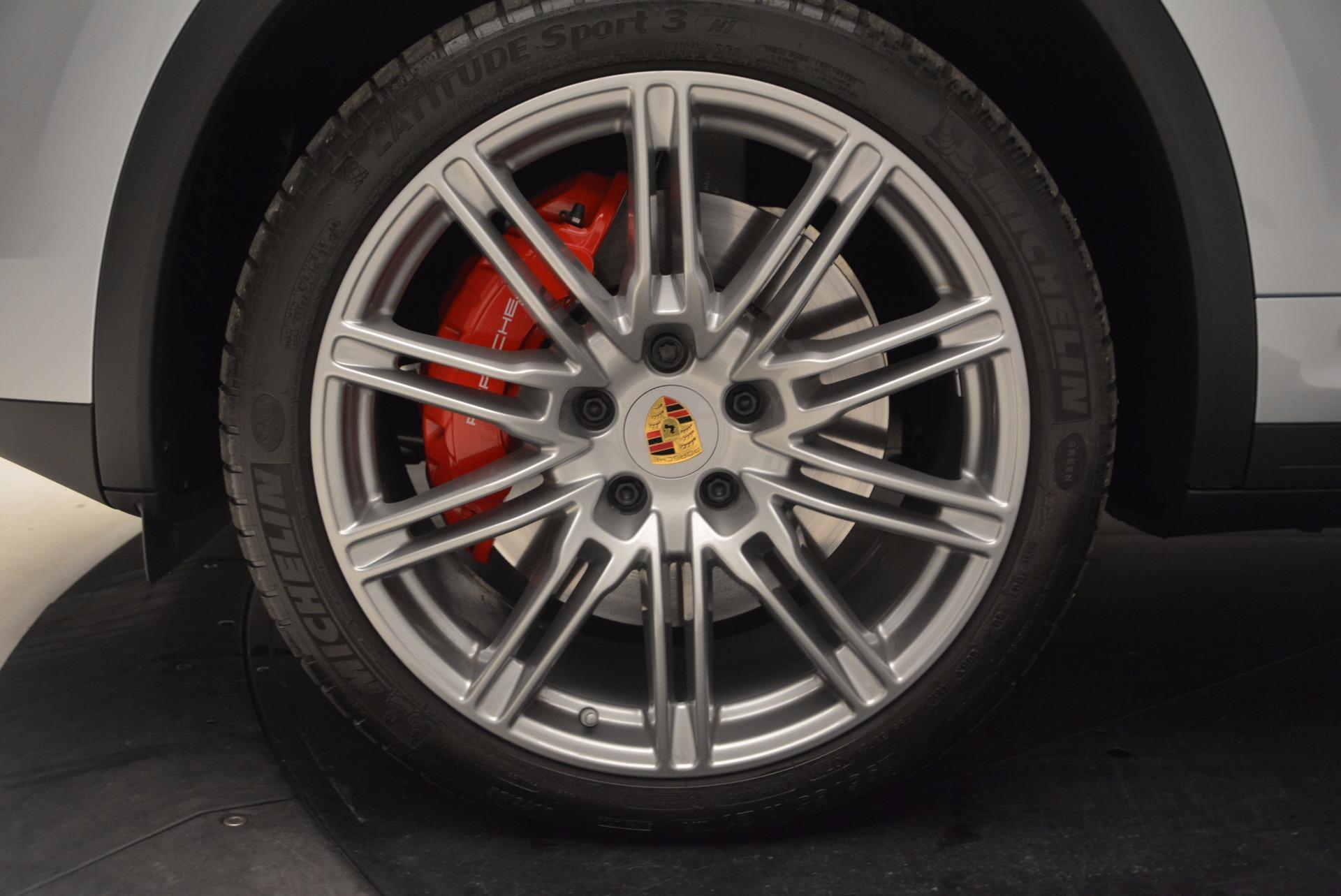 Used 2016 Porsche Cayenne Turbo For Sale In Westport, CT 1000_p16