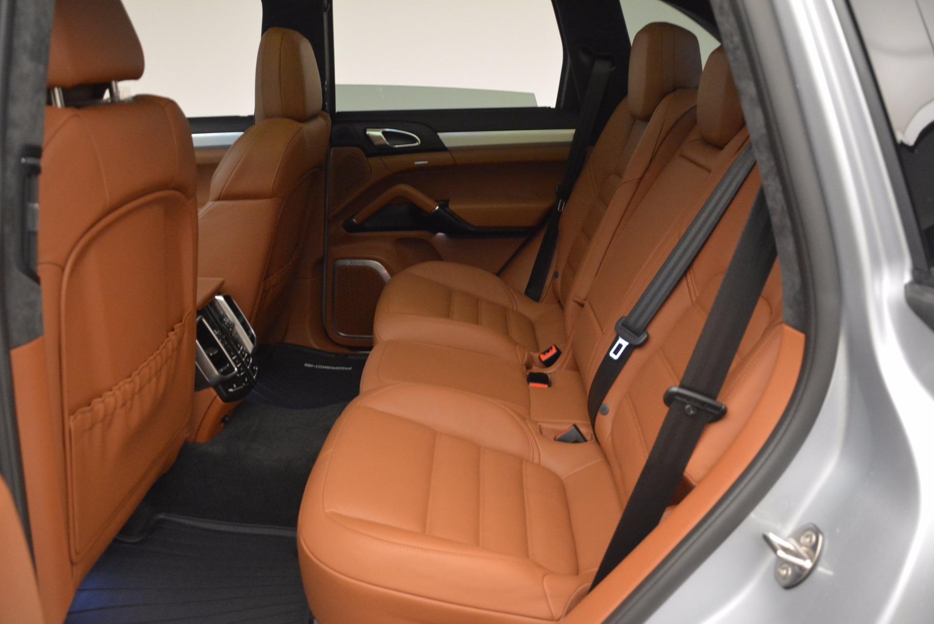 Used 2016 Porsche Cayenne Turbo For Sale In Westport, CT 1000_p26