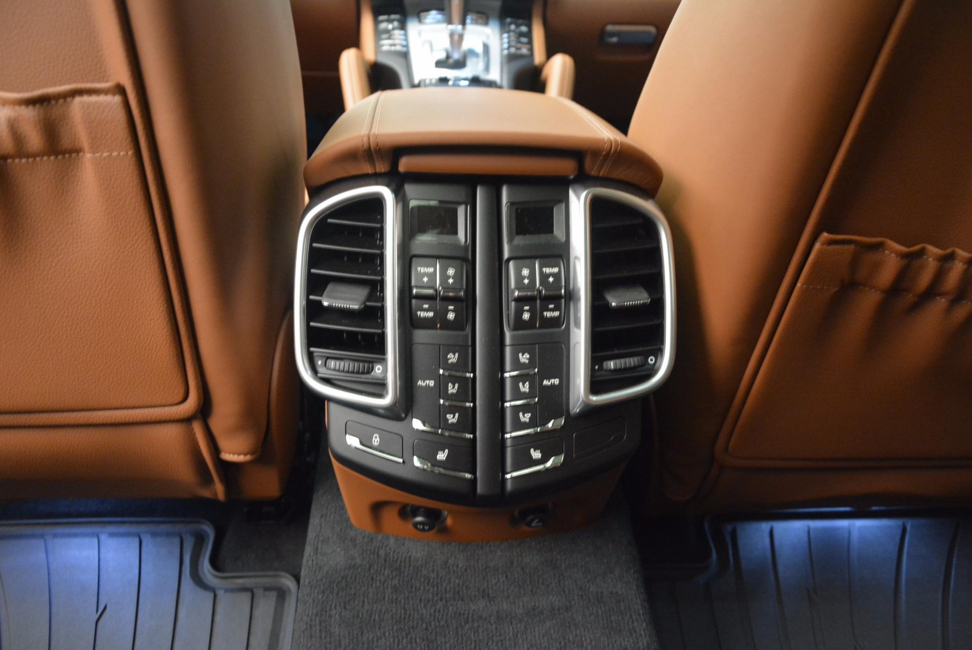 Used 2016 Porsche Cayenne Turbo For Sale In Westport, CT 1000_p29