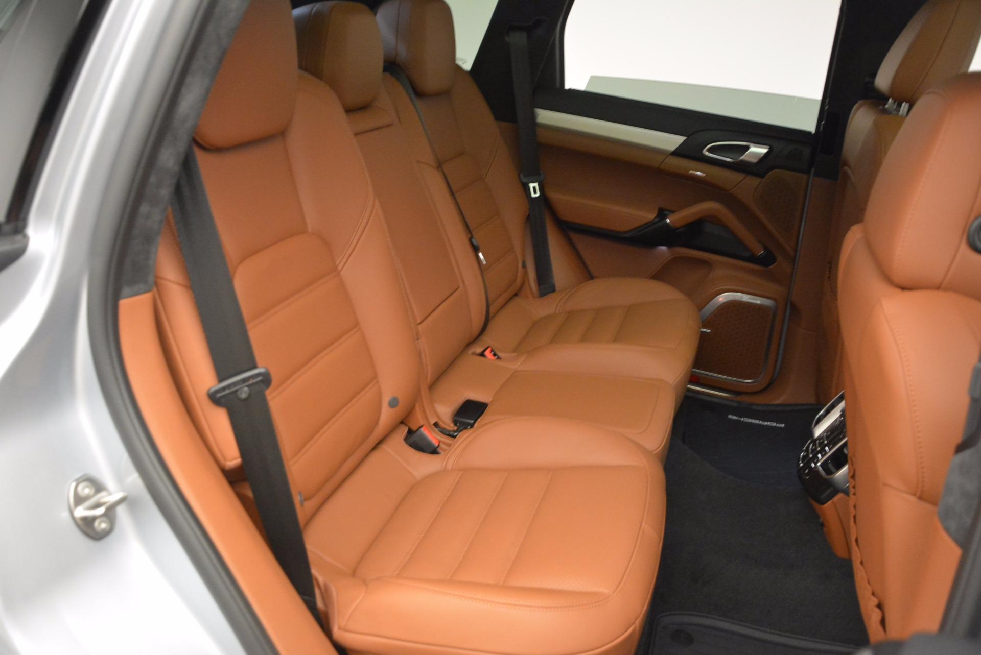 Used 2016 Porsche Cayenne Turbo For Sale In Westport, CT 1000_p38