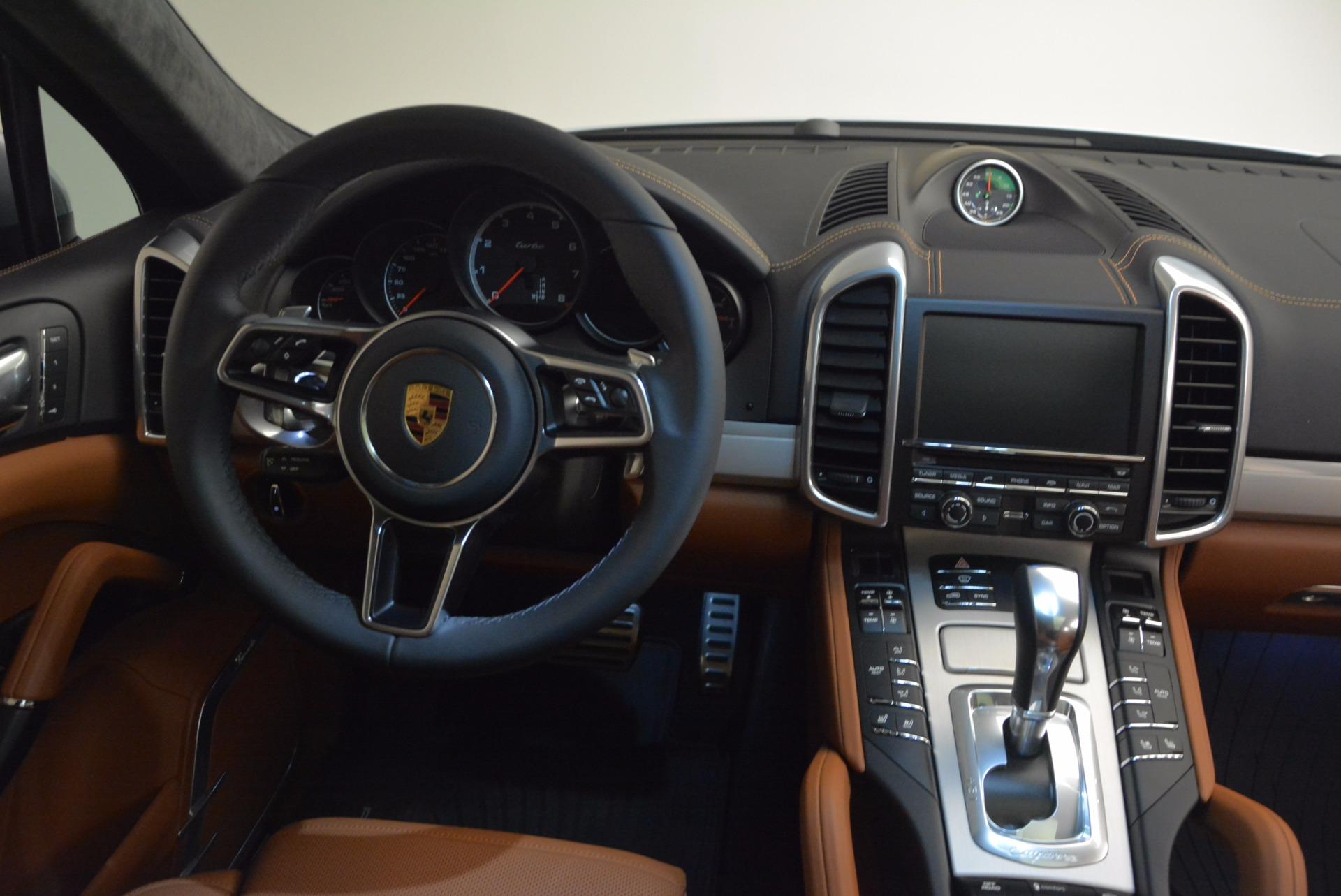 Used 2016 Porsche Cayenne Turbo For Sale In Westport, CT 1000_p40
