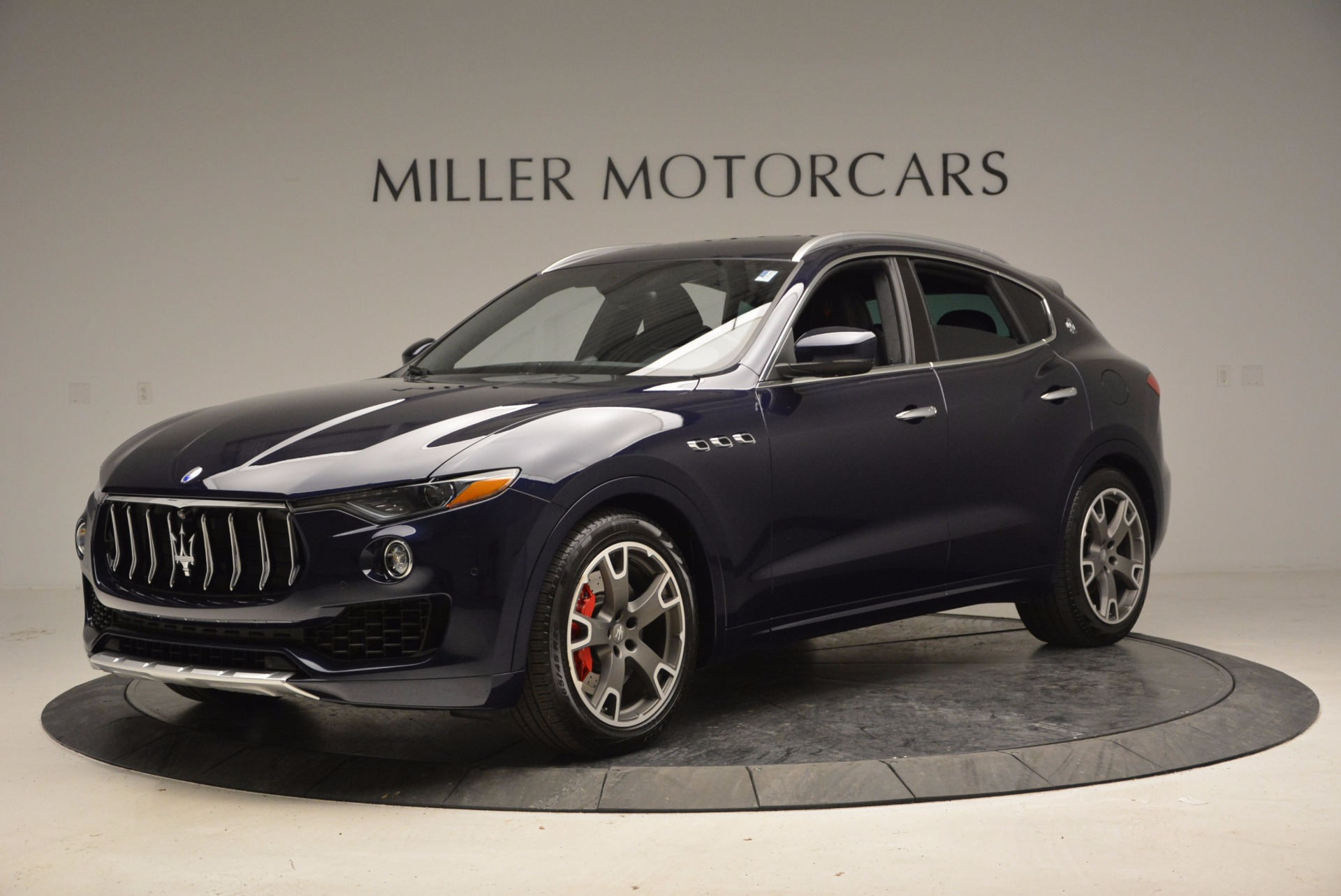 New 2017 Maserati Levante S Q4 For Sale In Westport, CT 1006_main