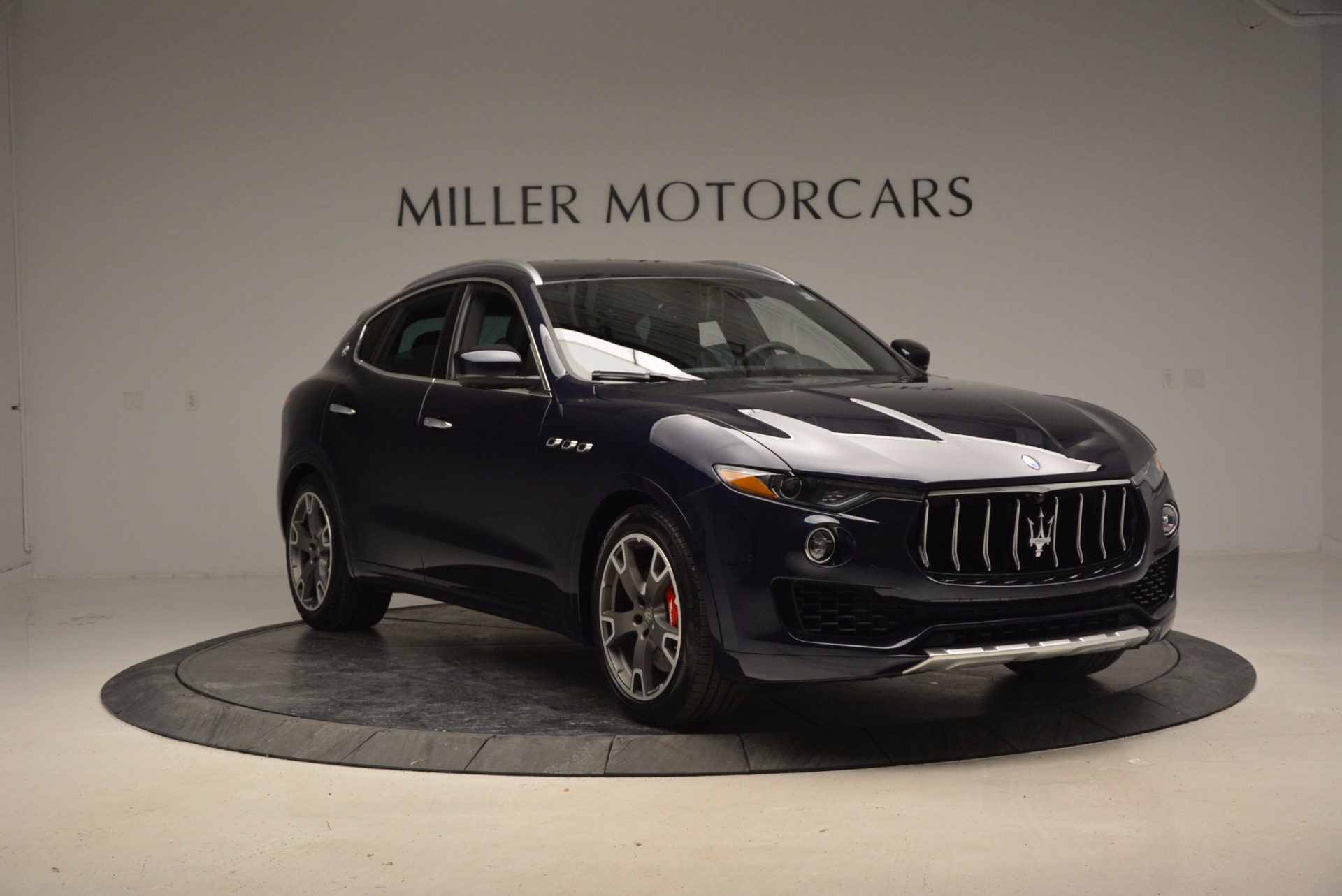 New 2017 Maserati Levante S Q4 For Sale In Westport, CT 1006_p11