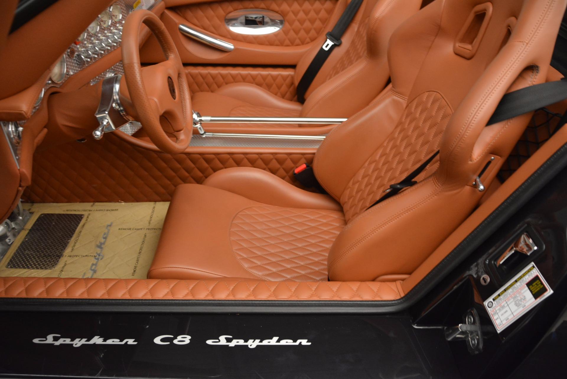 Used 2006 Spyker C8 Spyder  For Sale In Westport, CT 1007_p15