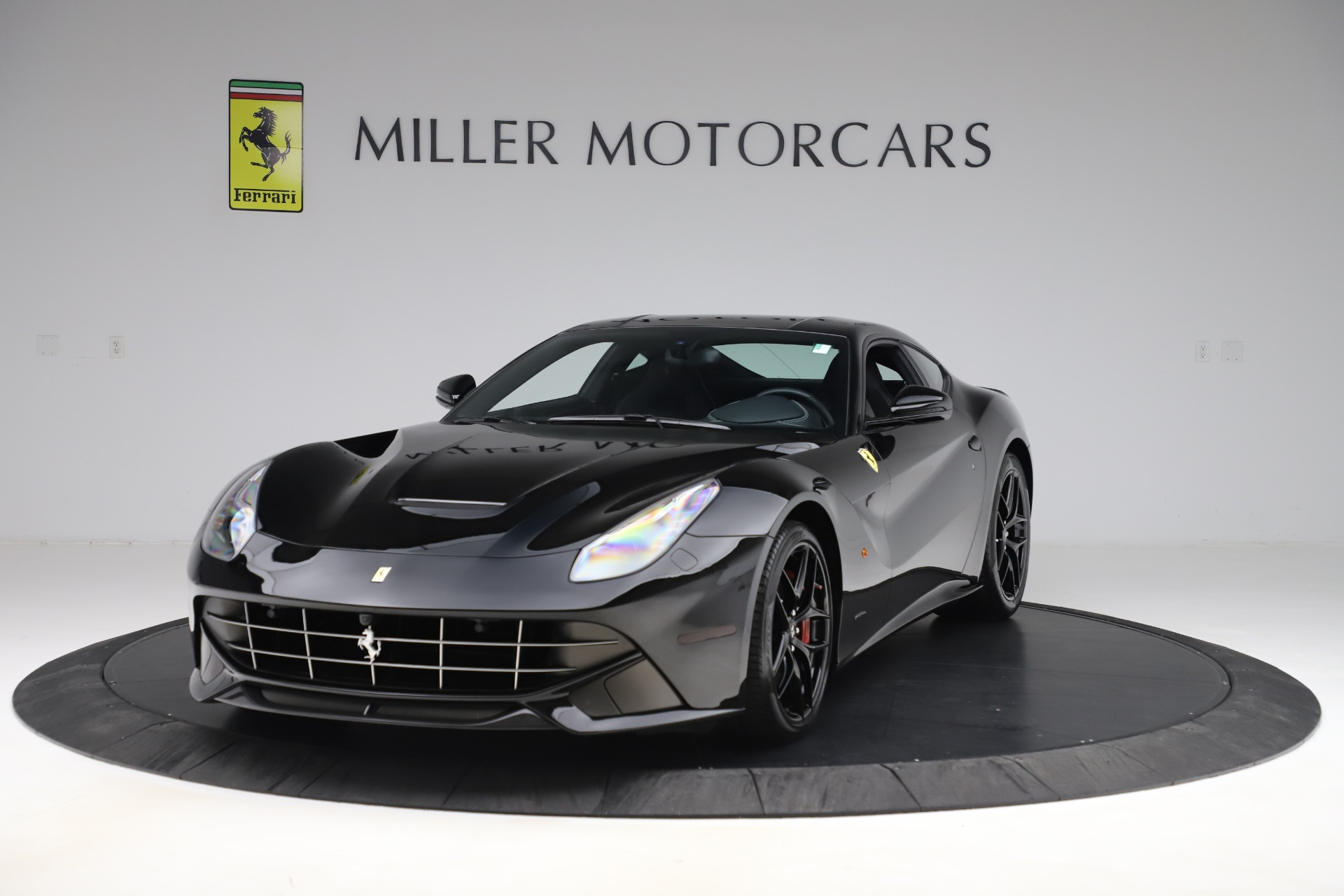 Used 2016 Ferrari F12 Berlinetta  For Sale In Westport, CT 1008_main