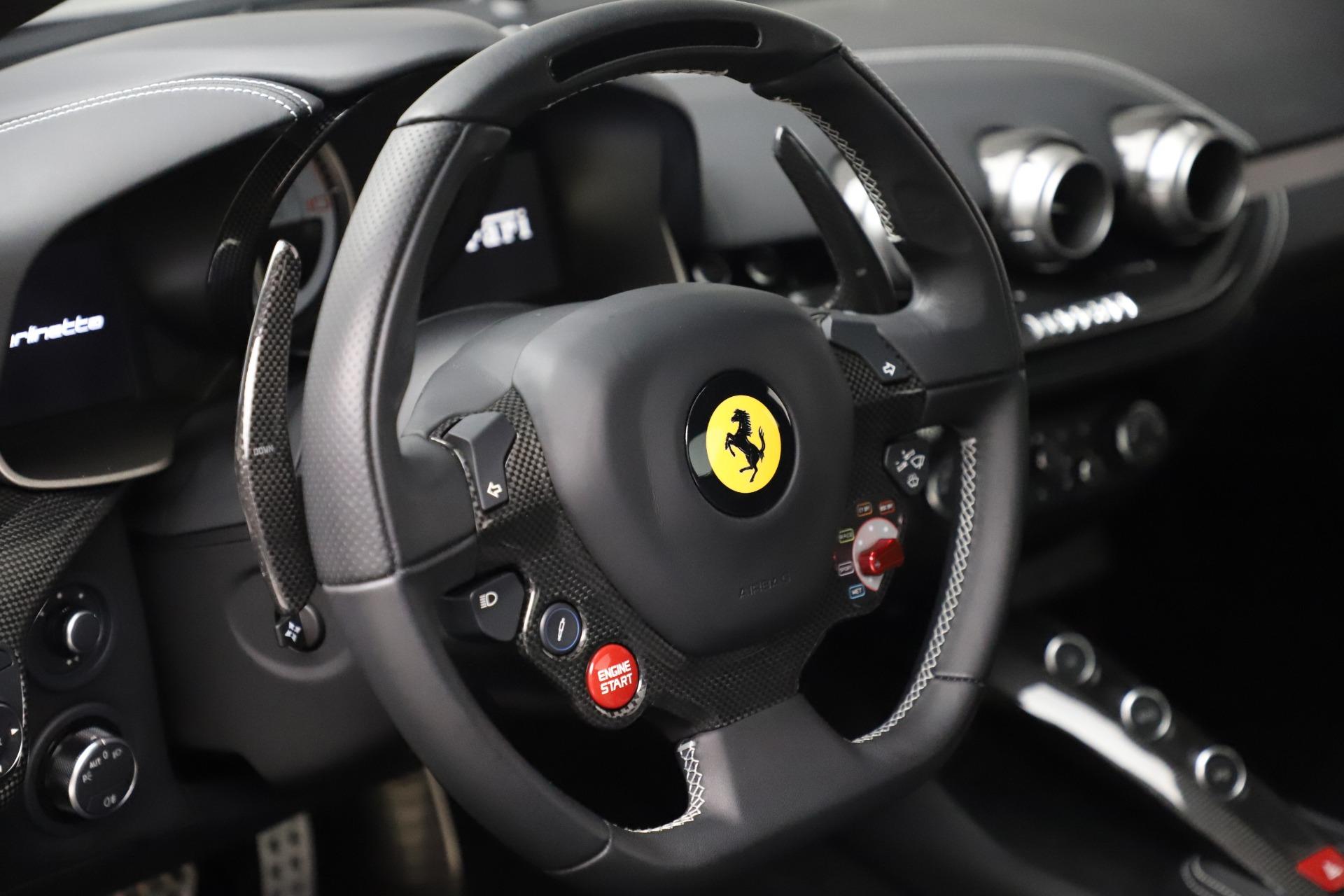 Used 2016 Ferrari F12 Berlinetta  For Sale In Westport, CT 1008_p17