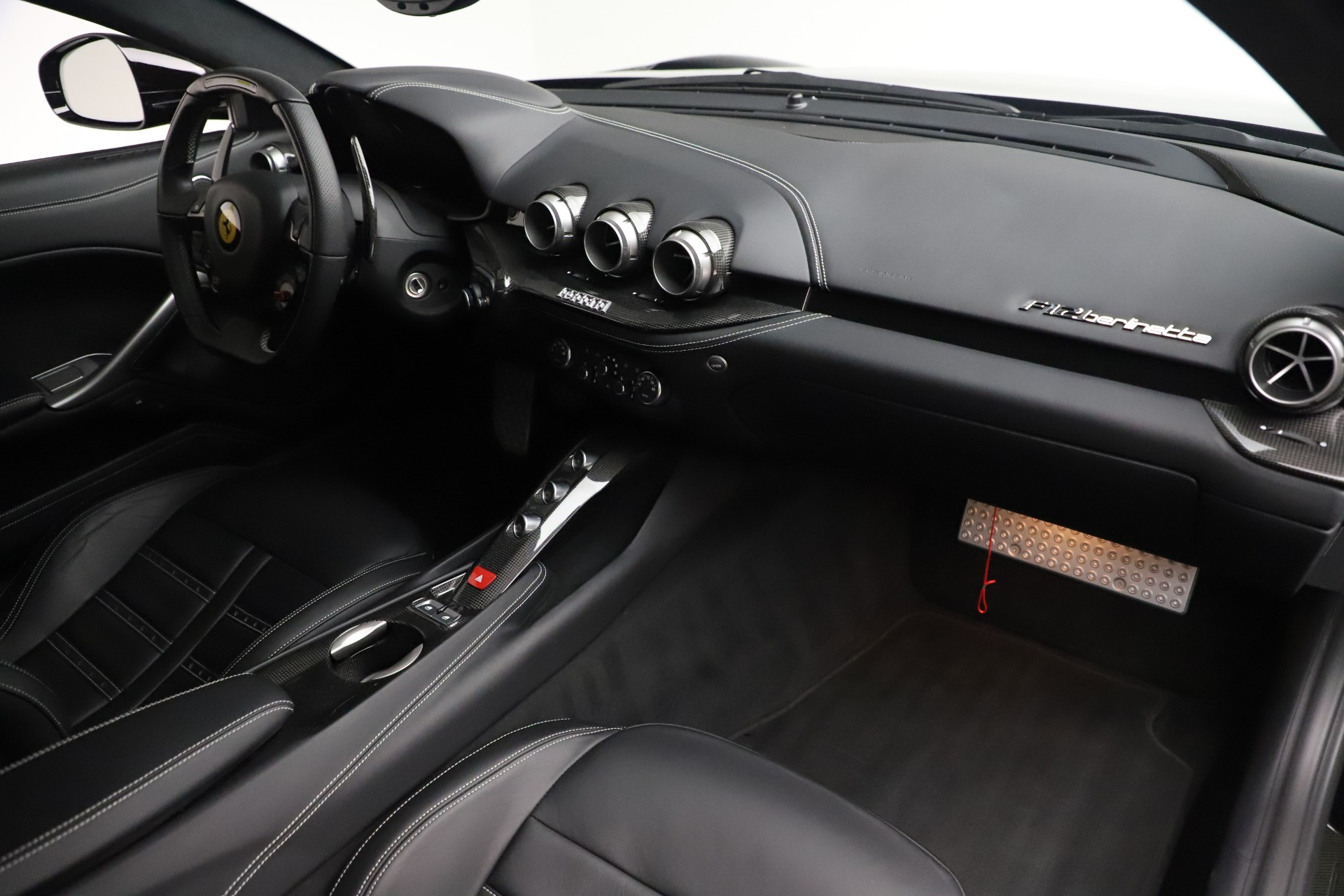 Used 2016 Ferrari F12 Berlinetta  For Sale In Westport, CT 1008_p18