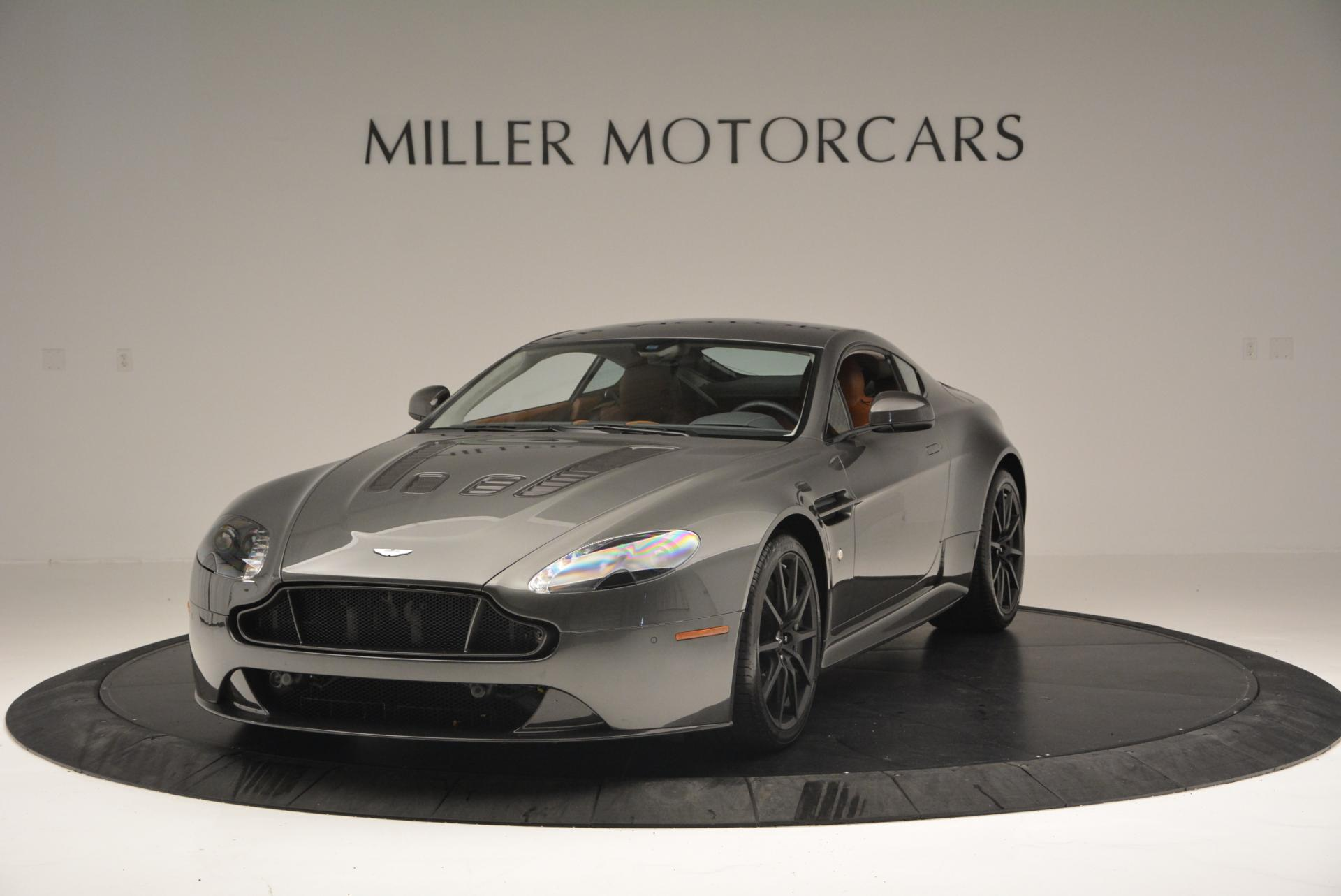 Used 2015 Aston Martin V12 Vantage S  For Sale In Westport, CT