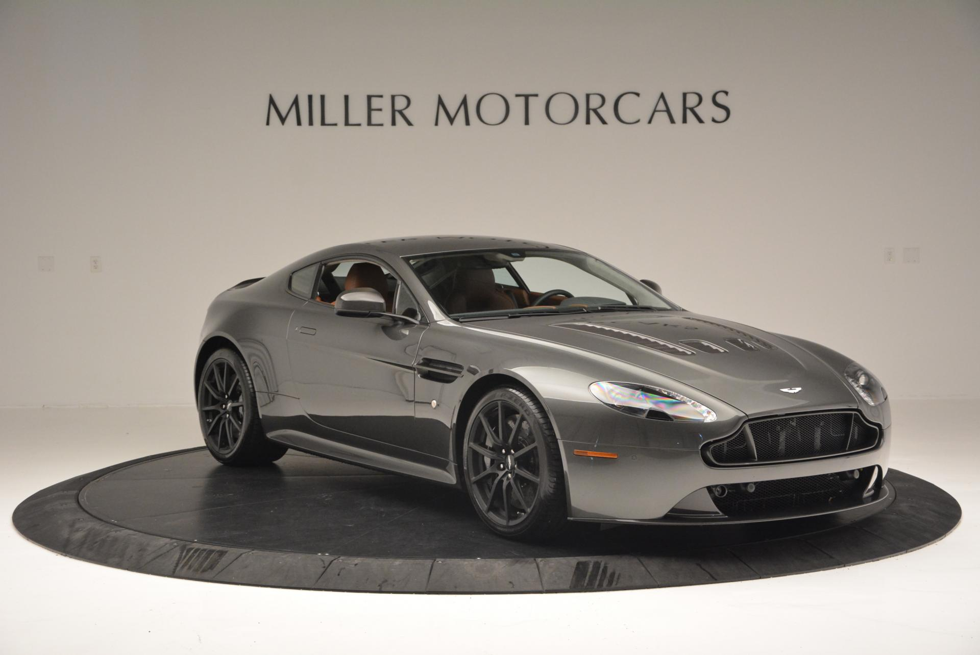 Used 2015 Aston Martin V12 Vantage S  For Sale In Westport, CT 101_p11