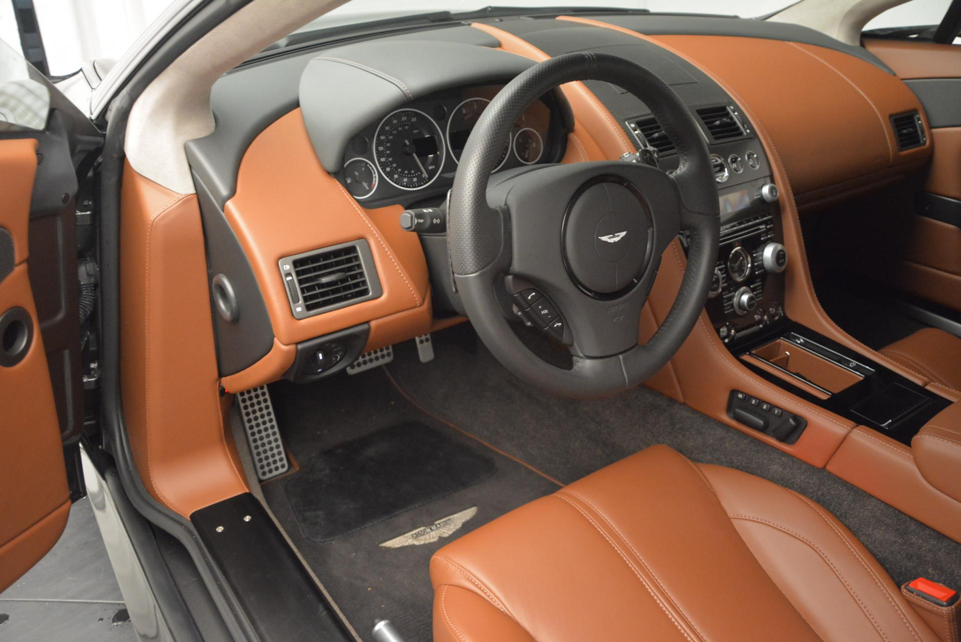 Used 2015 Aston Martin V12 Vantage S  For Sale In Westport, CT 101_p22