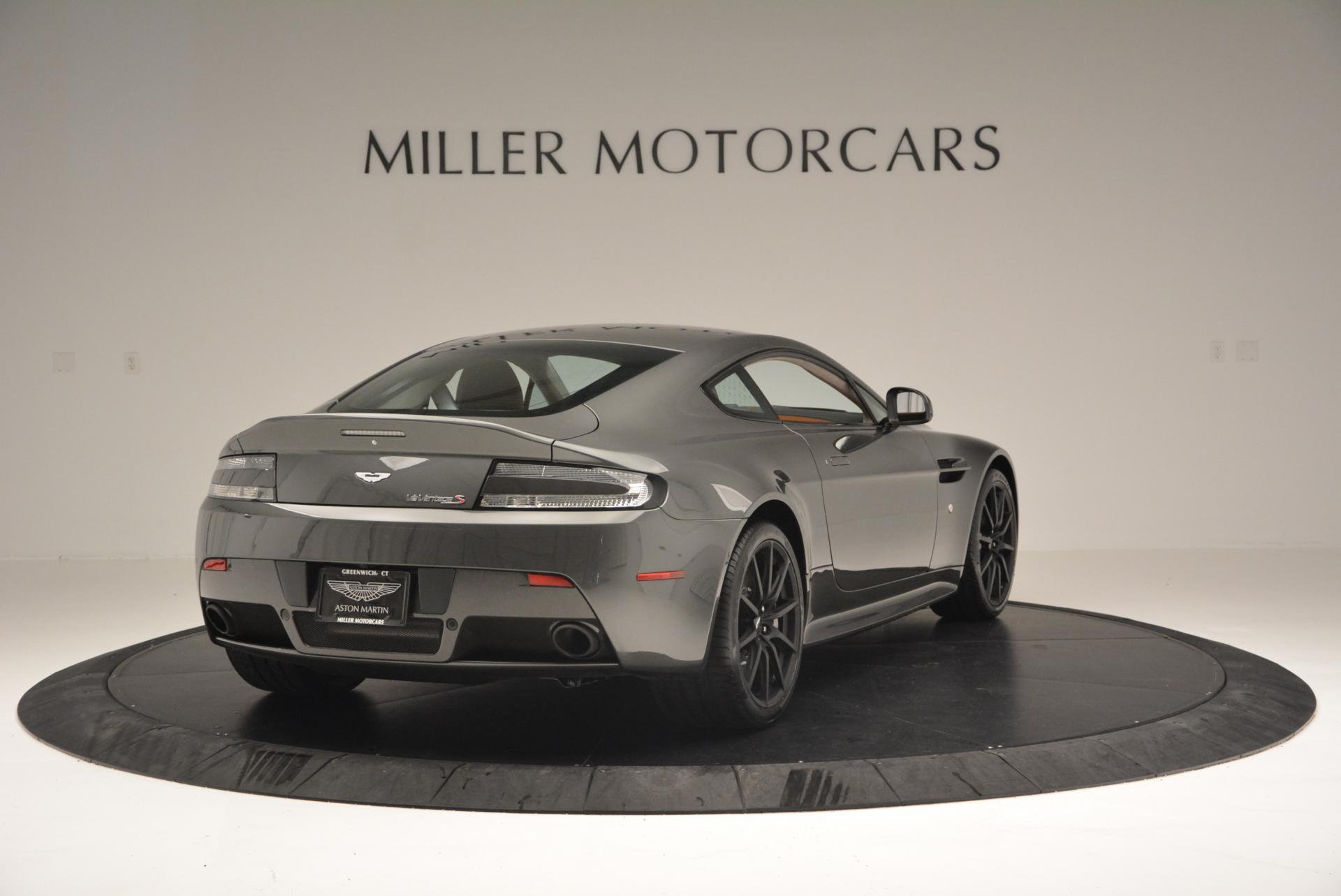Used 2015 Aston Martin V12 Vantage S  For Sale In Westport, CT 101_p7