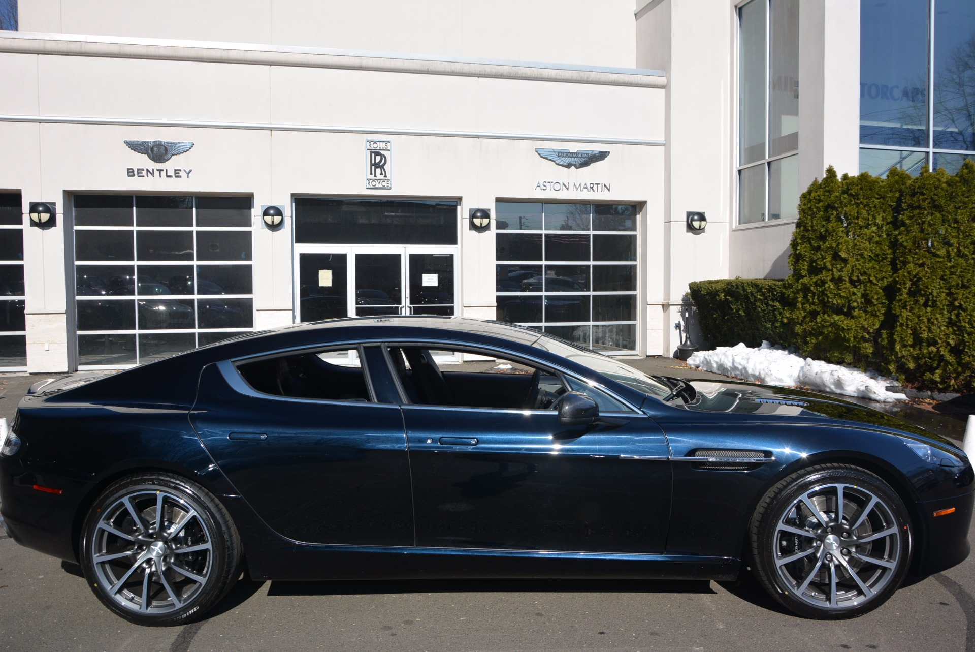 New 2017 Aston Martin Rapide S Shadow Edition For Sale In Westport, CT 1011_p26