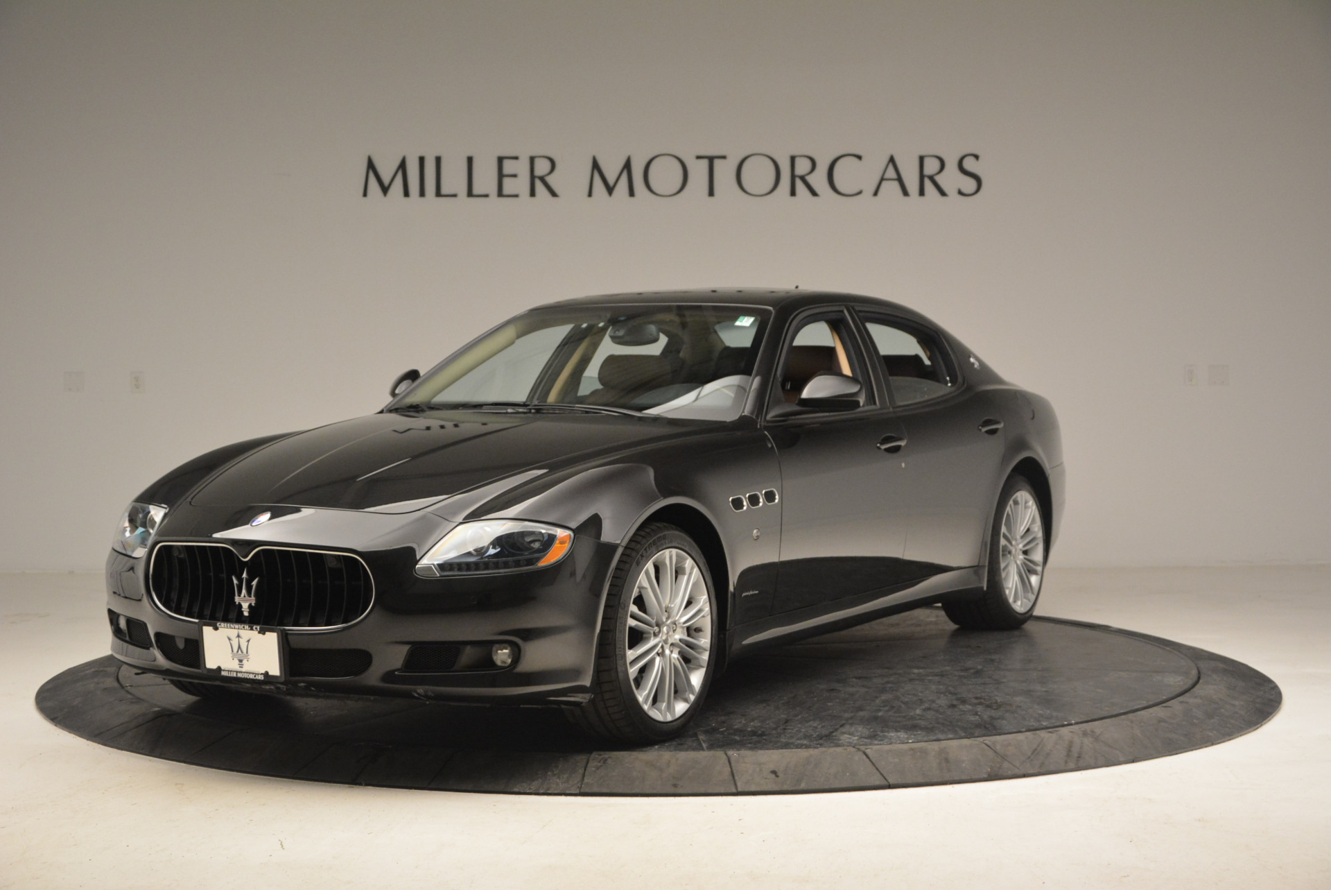used 2013 maserati quattroporte s westport ct. Black Bedroom Furniture Sets. Home Design Ideas