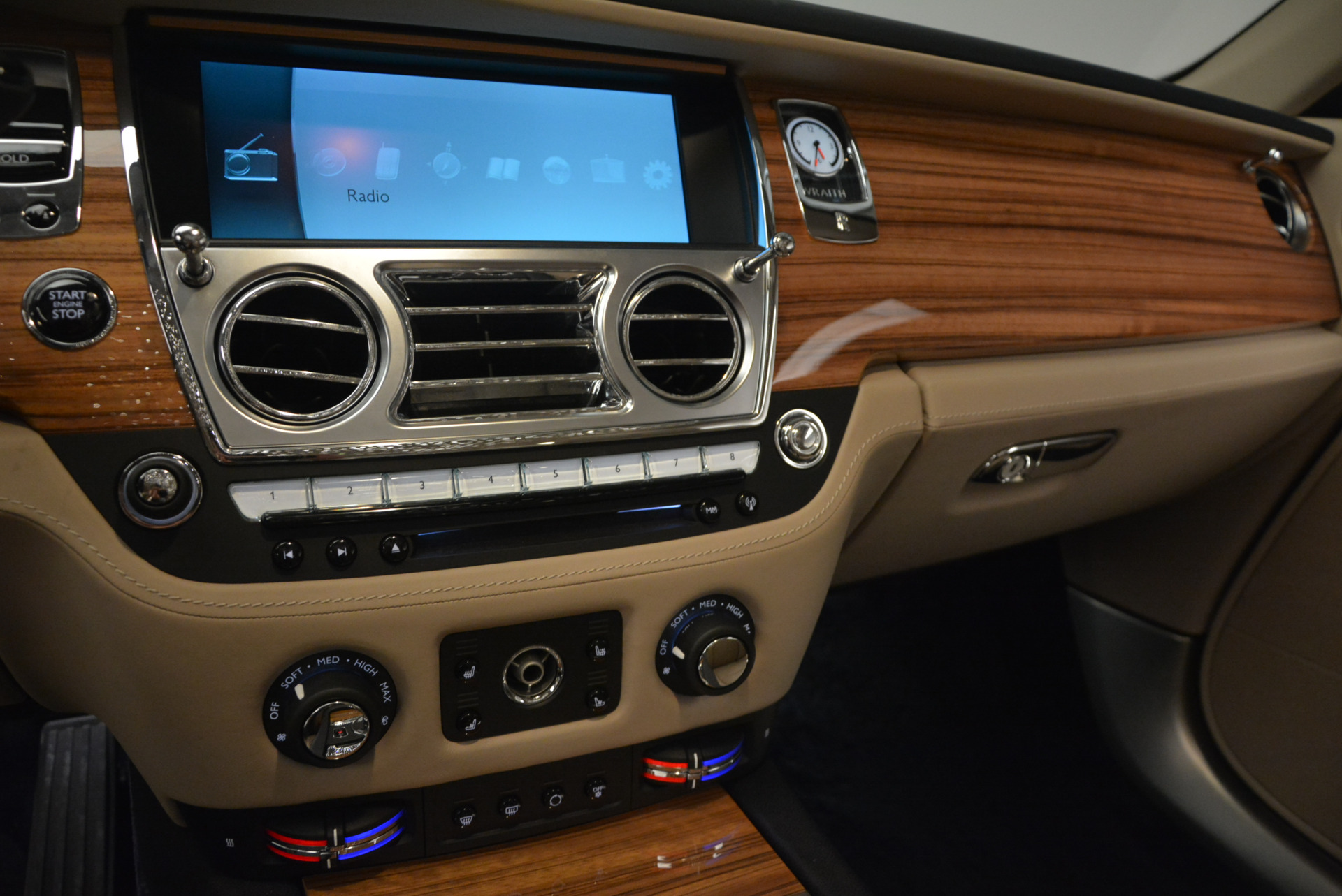 Used 2015 Rolls-Royce Wraith  For Sale In Westport, CT 1013_p20