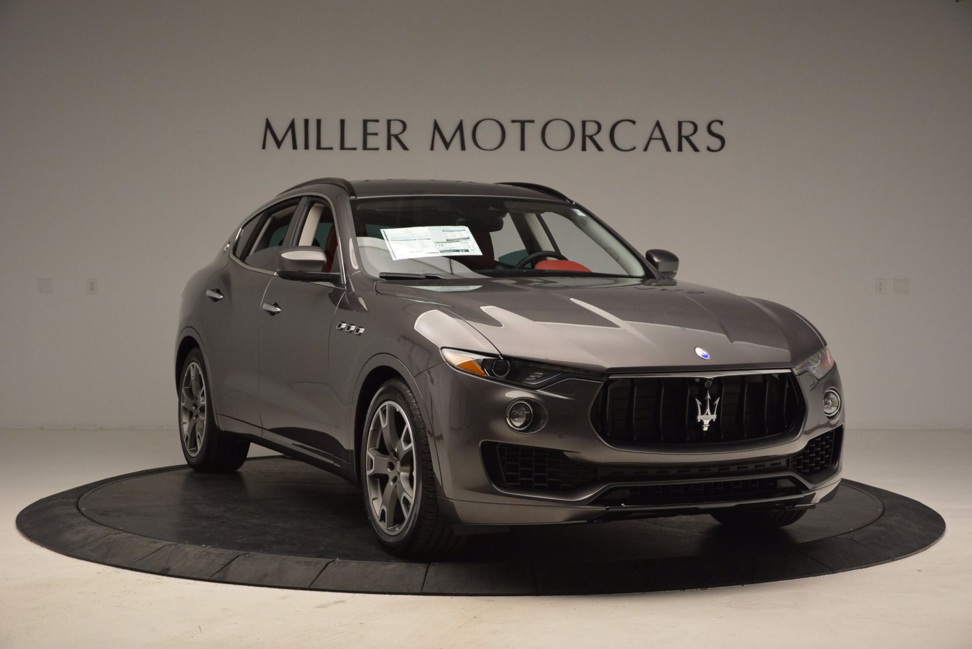 New 2017 Maserati Levante  For Sale In Westport, CT 1017_p11