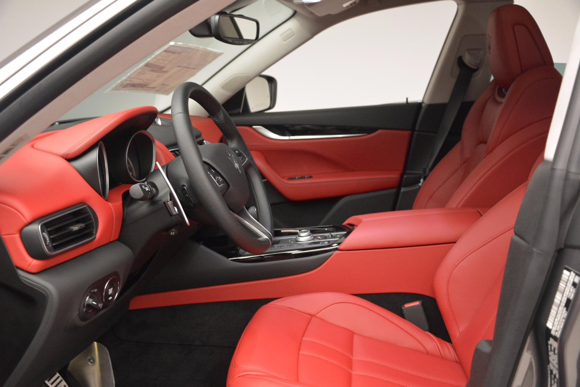 New 2017 Maserati Levante  For Sale In Westport, CT 1017_p14