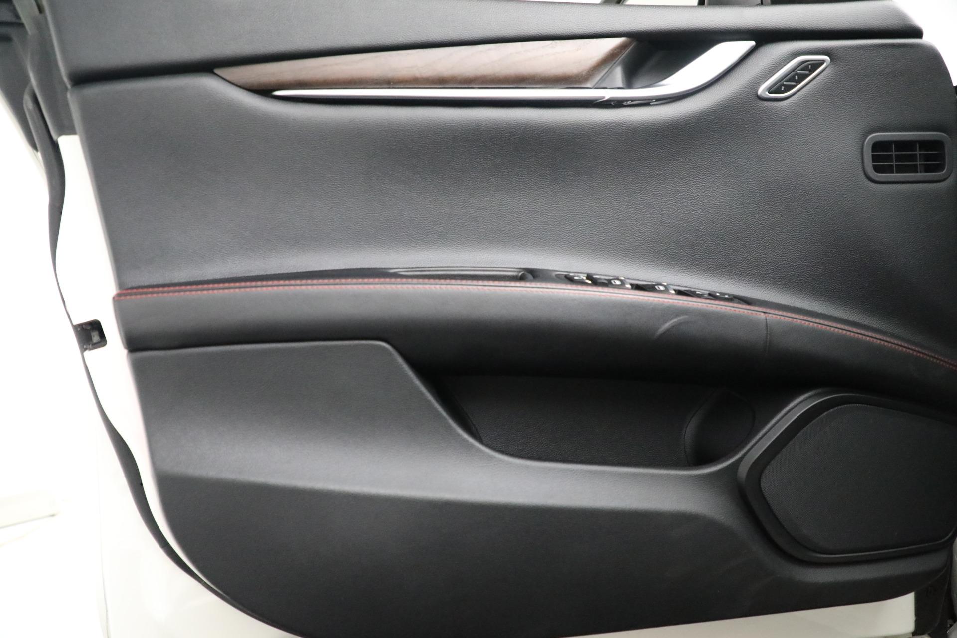 New 2017 Maserati Ghibli S Q4 EX-Loaner For Sale In Westport, CT 1019_p17
