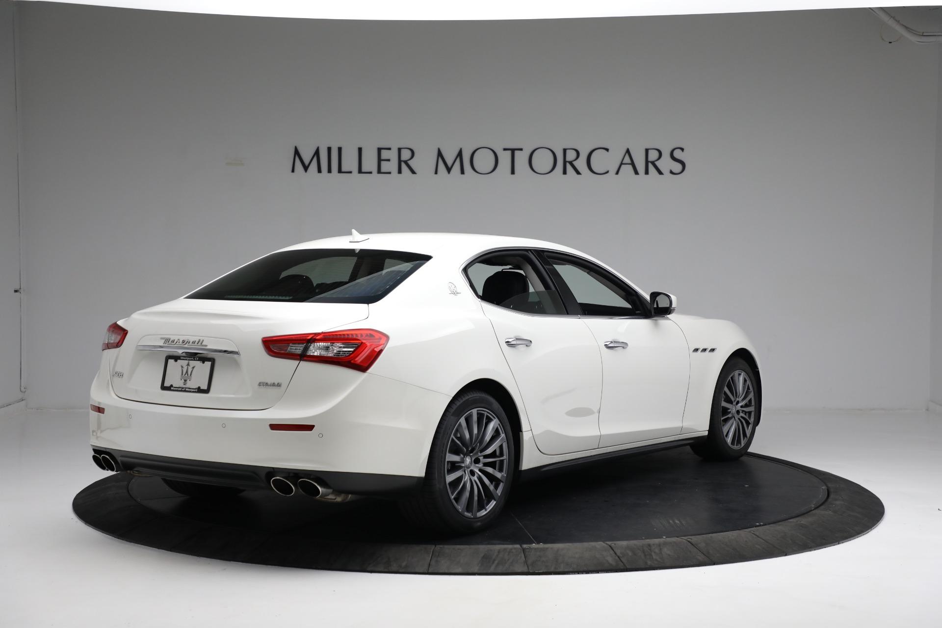 New 2017 Maserati Ghibli S Q4 EX-Loaner For Sale In Westport, CT 1019_p7