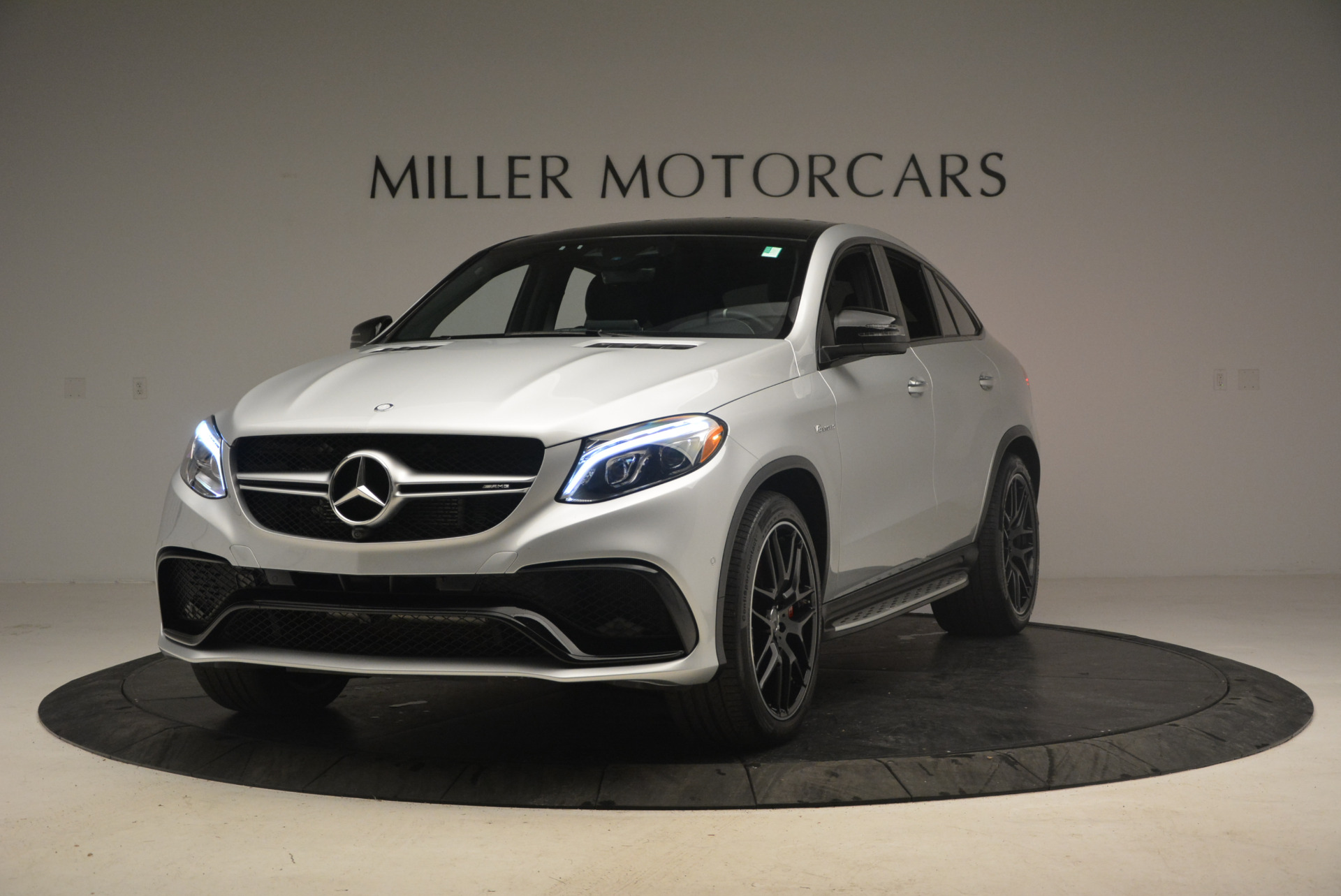 Used 2016 Mercedes Benz AMG GLE63 S For Sale In Westport, CT 1025_main