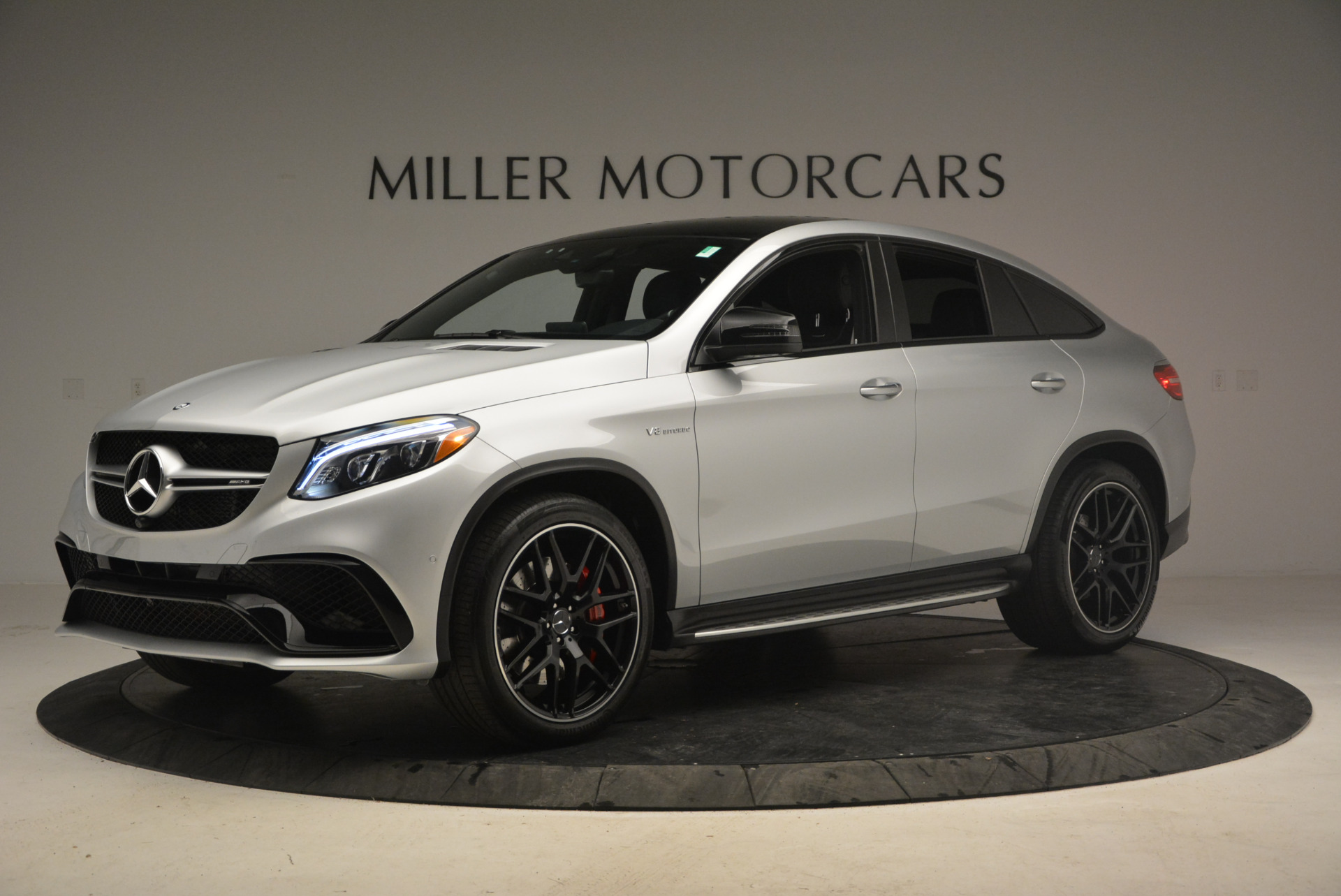 Used 2016 Mercedes Benz AMG GLE63 S For Sale In Westport, CT 1025_p2