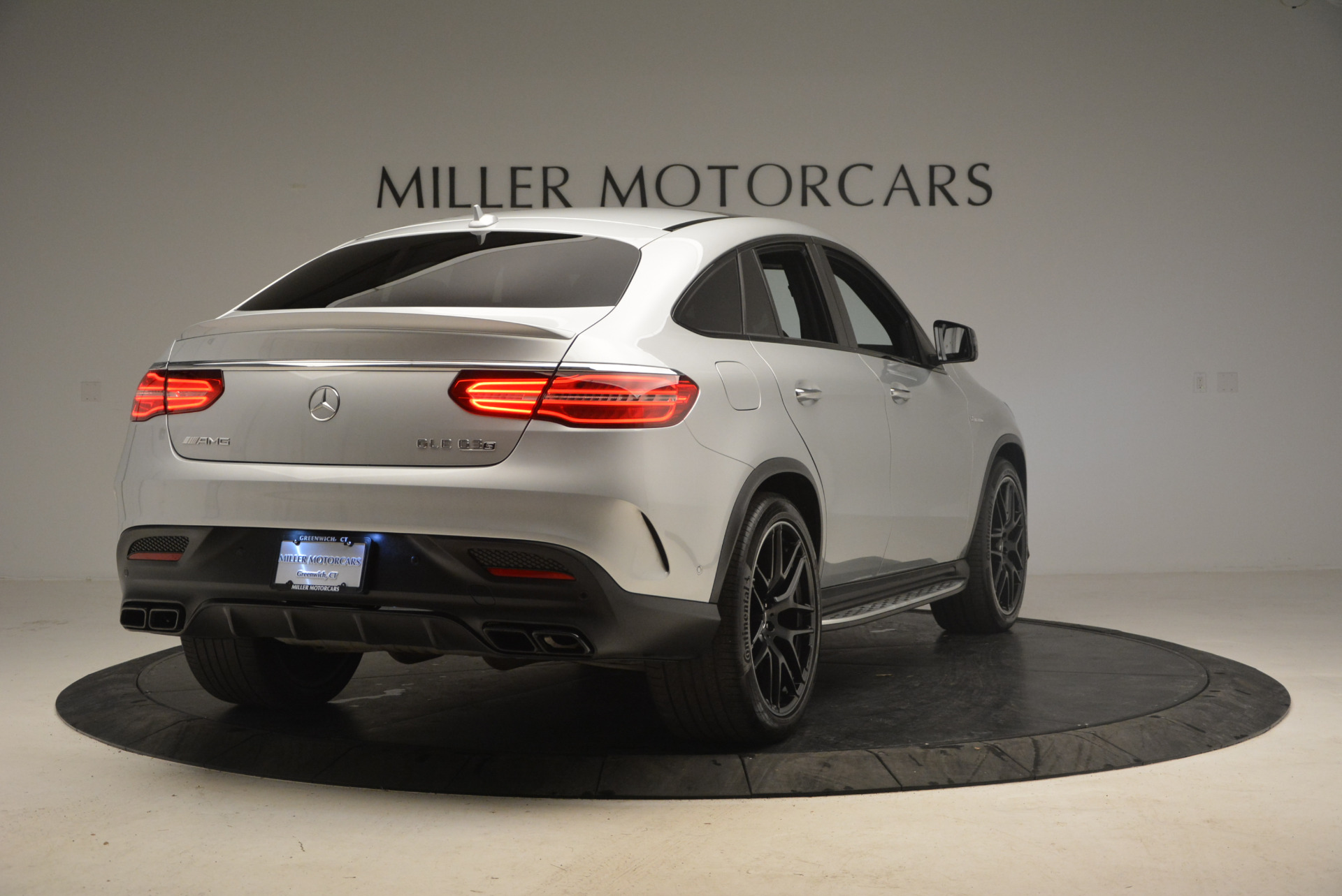 Used 2016 Mercedes Benz AMG GLE63 S For Sale In Westport, CT 1025_p7