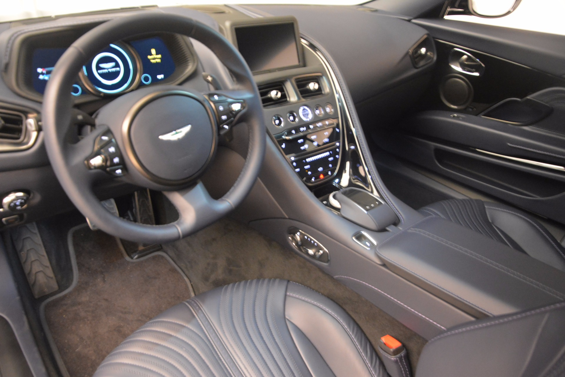 Used 2017 Aston Martin DB11 V12 Coupe For Sale In Westport, CT 1026_p14