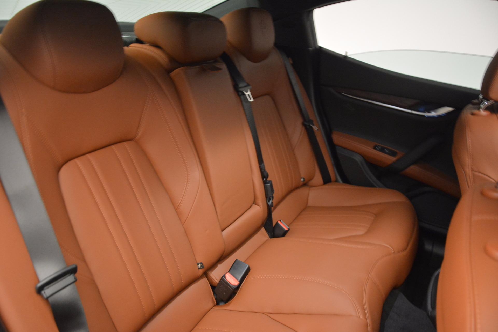 New 2017 Maserati Ghibli S Q4 For Sale In Westport, CT 1028_p16