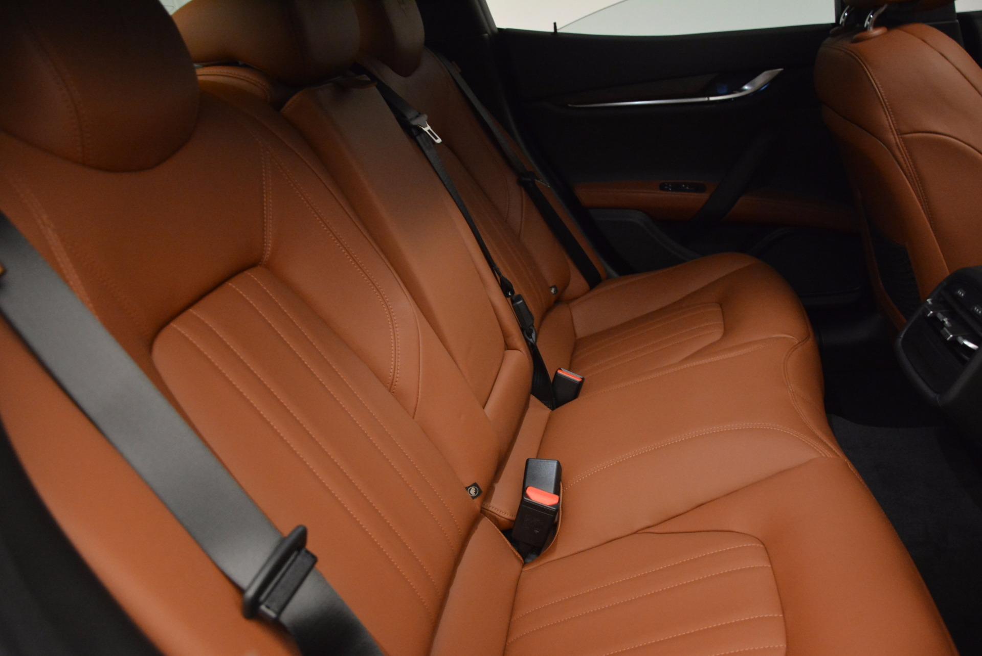 New 2017 Maserati Ghibli S Q4 For Sale In Westport, CT 1028_p17