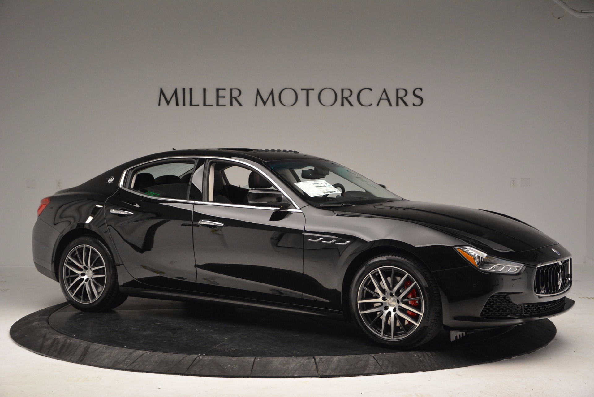 New 2017 Maserati Ghibli S Q4 For Sale In Westport, CT 1029_p10