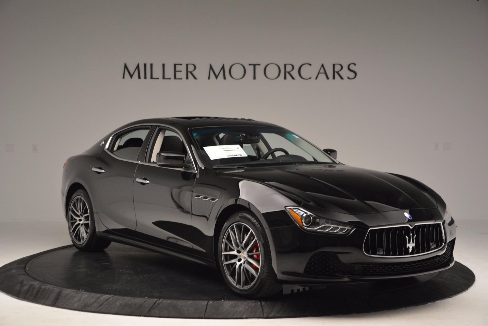 New 2017 Maserati Ghibli S Q4 For Sale In Westport, CT 1029_p11