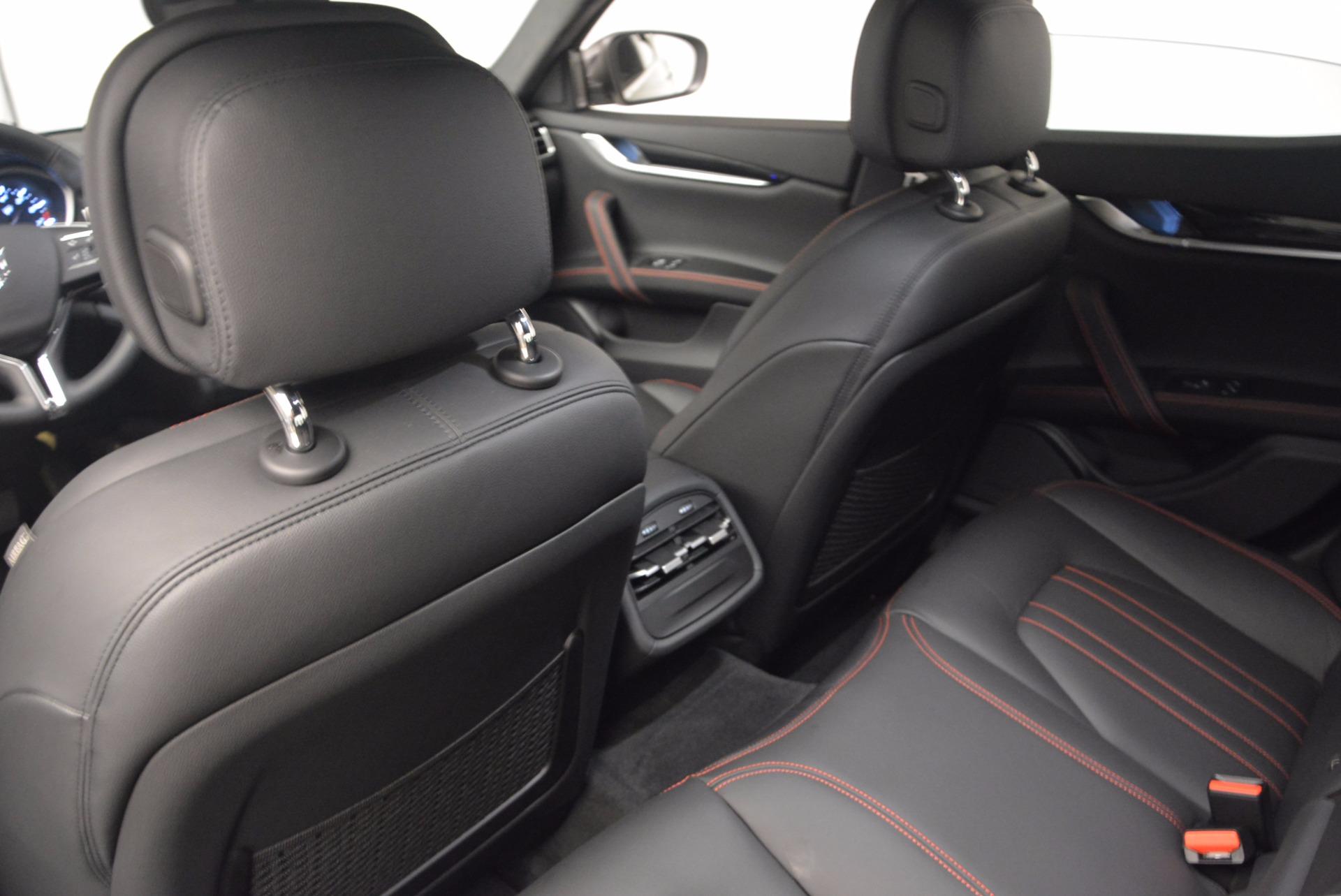 New 2017 Maserati Ghibli S Q4 For Sale In Westport, CT 1029_p16