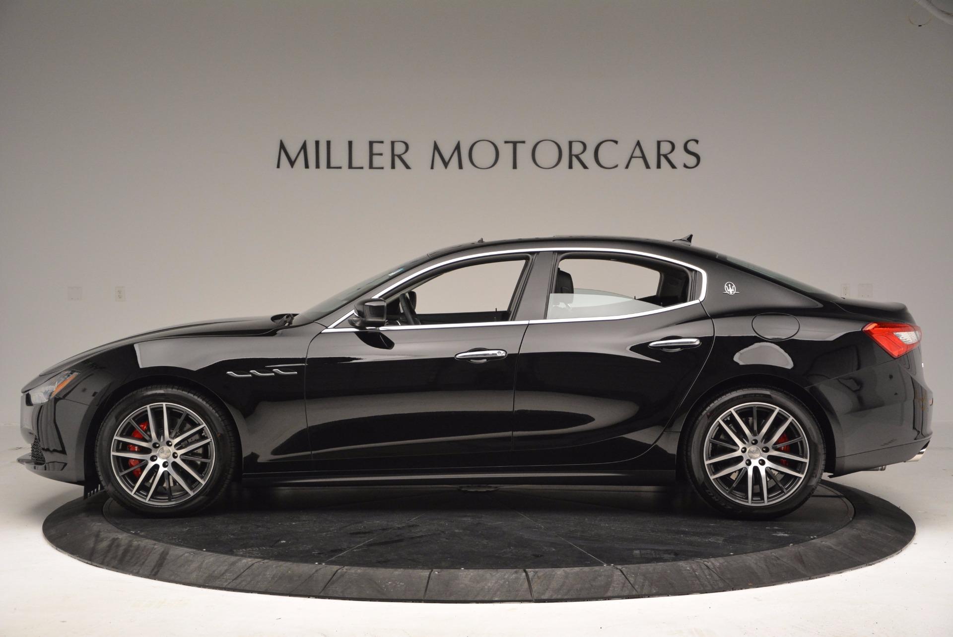 New 2017 Maserati Ghibli S Q4 For Sale In Westport, CT 1029_p3