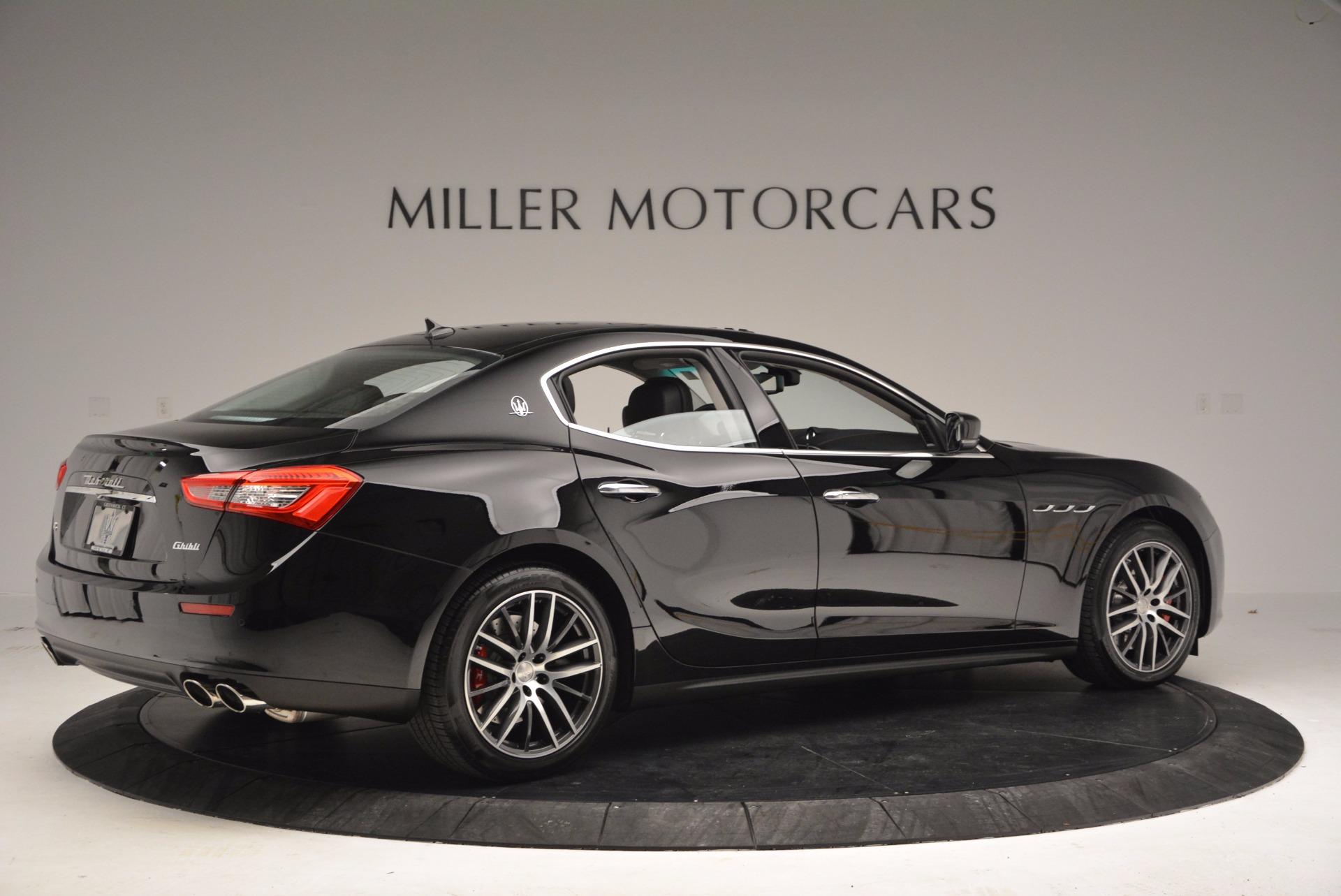 New 2017 Maserati Ghibli S Q4 For Sale In Westport, CT 1029_p8
