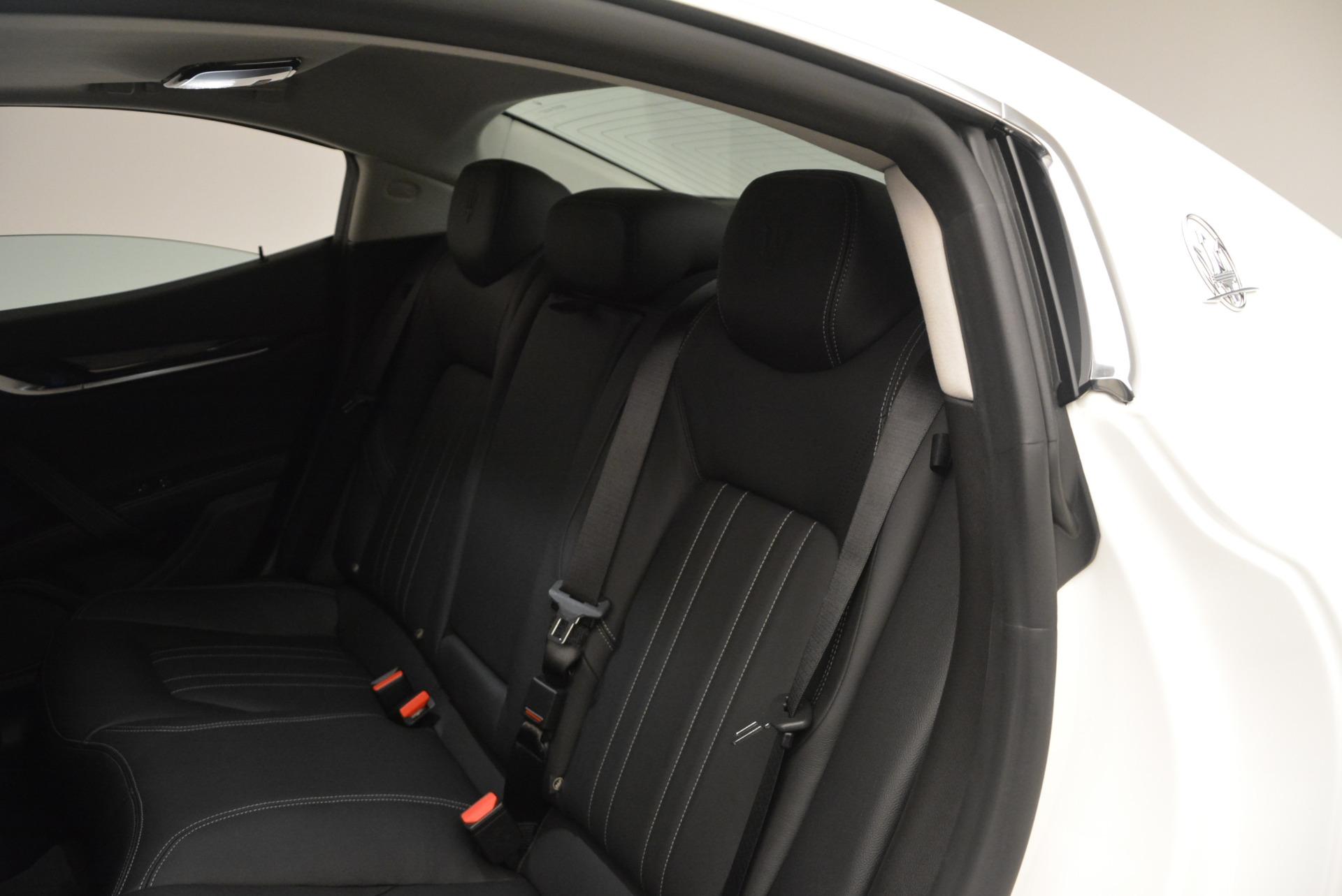 New 2017 Maserati Ghibli S Q4 EX-Loaner For Sale In Westport, CT 1031_p22