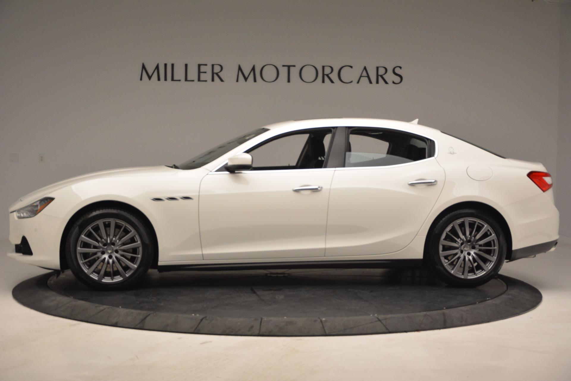 New 2017 Maserati Ghibli S Q4 EX-Loaner For Sale In Westport, CT 1031_p3