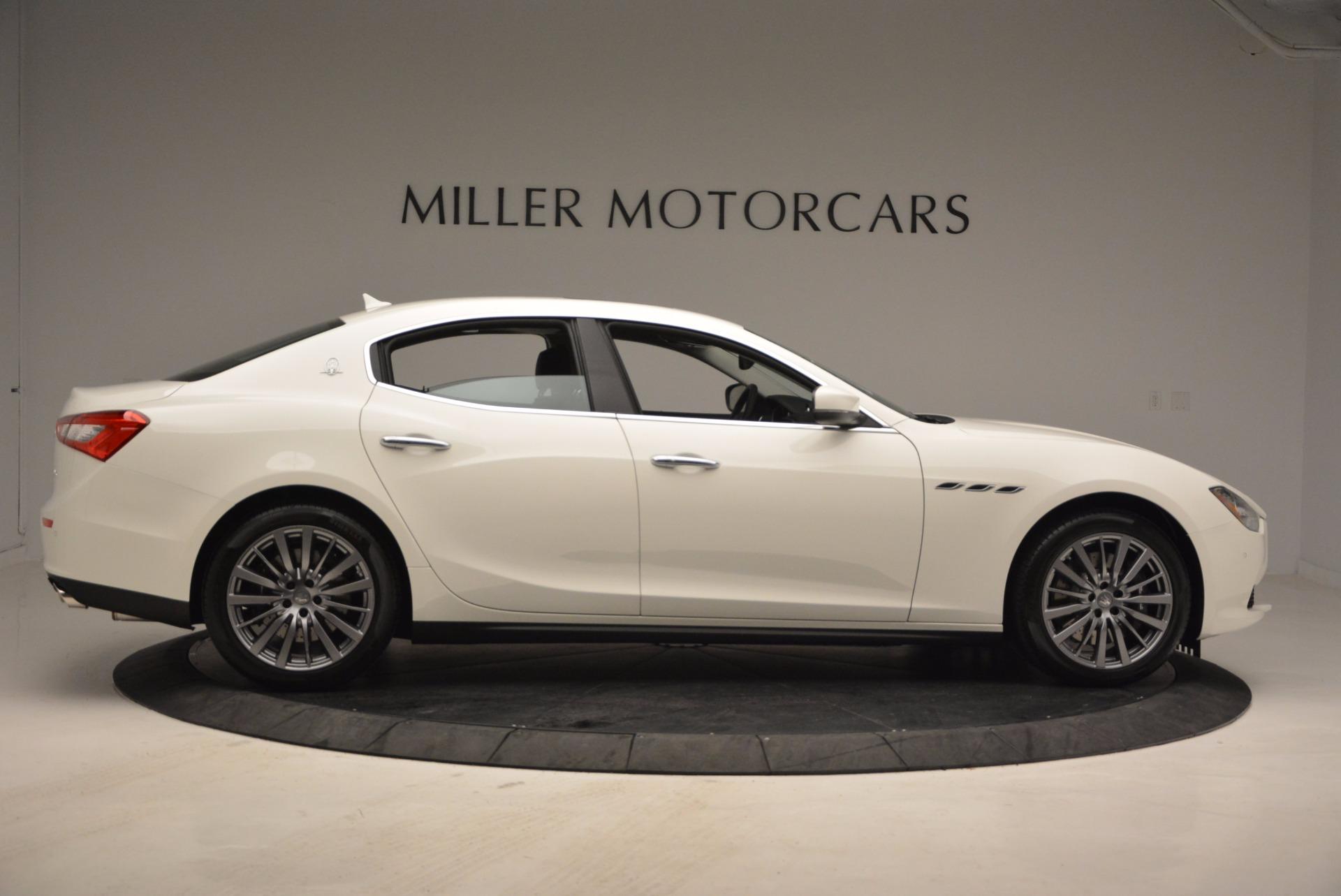 New 2017 Maserati Ghibli S Q4 EX-Loaner For Sale In Westport, CT 1031_p9