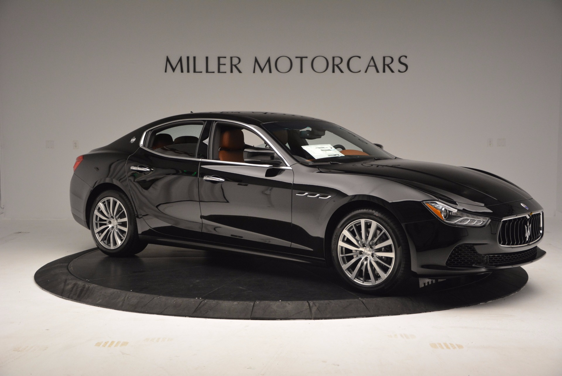 New 2017 Maserati Ghibli SQ4 For Sale In Westport, CT 1036_p10