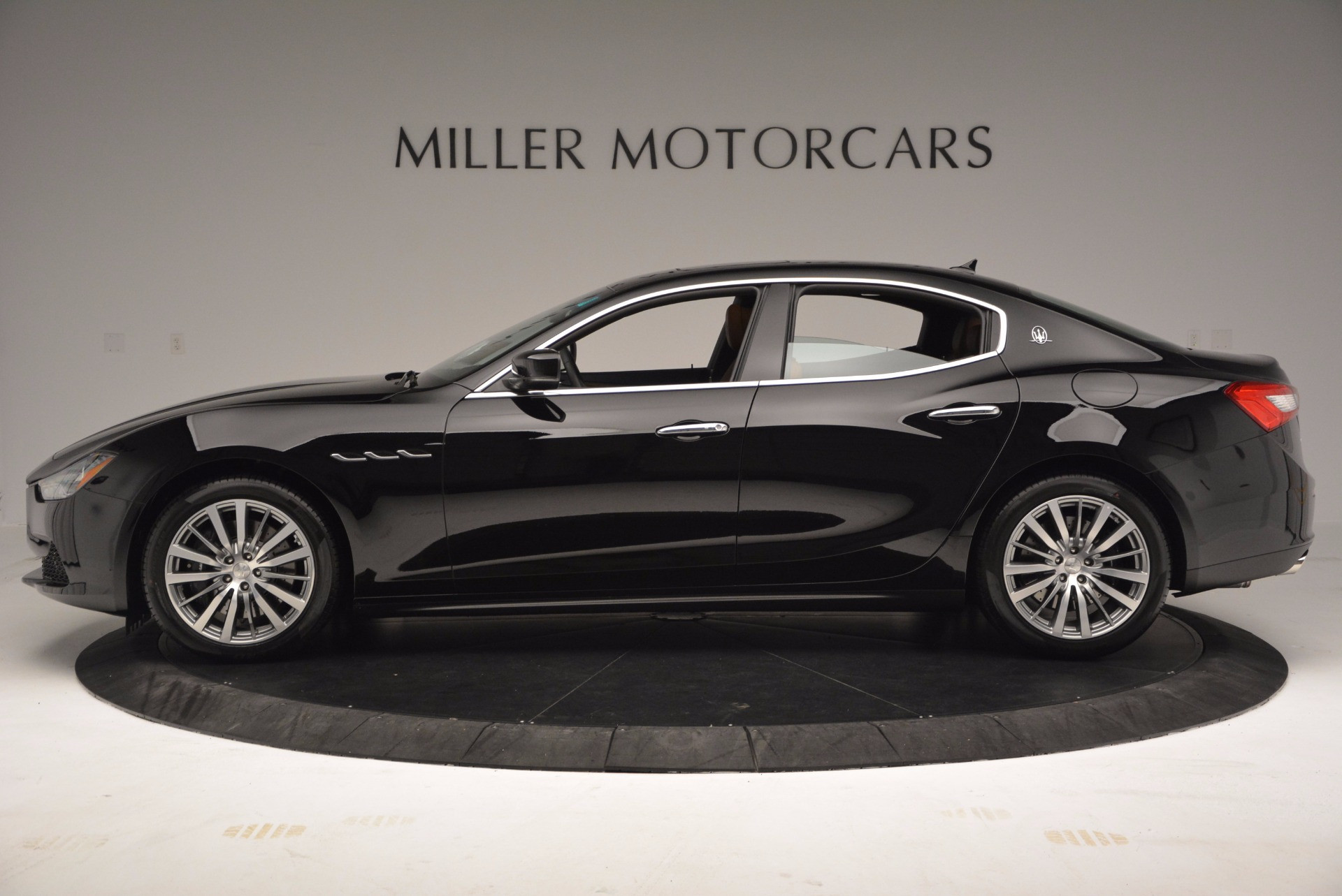 New 2017 Maserati Ghibli SQ4 For Sale In Westport, CT 1036_p3