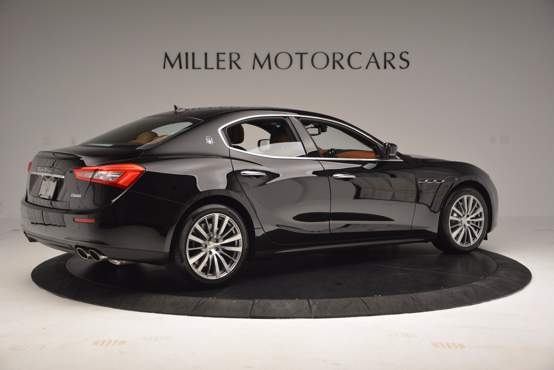 New 2017 Maserati Ghibli SQ4 For Sale In Westport, CT 1036_p8