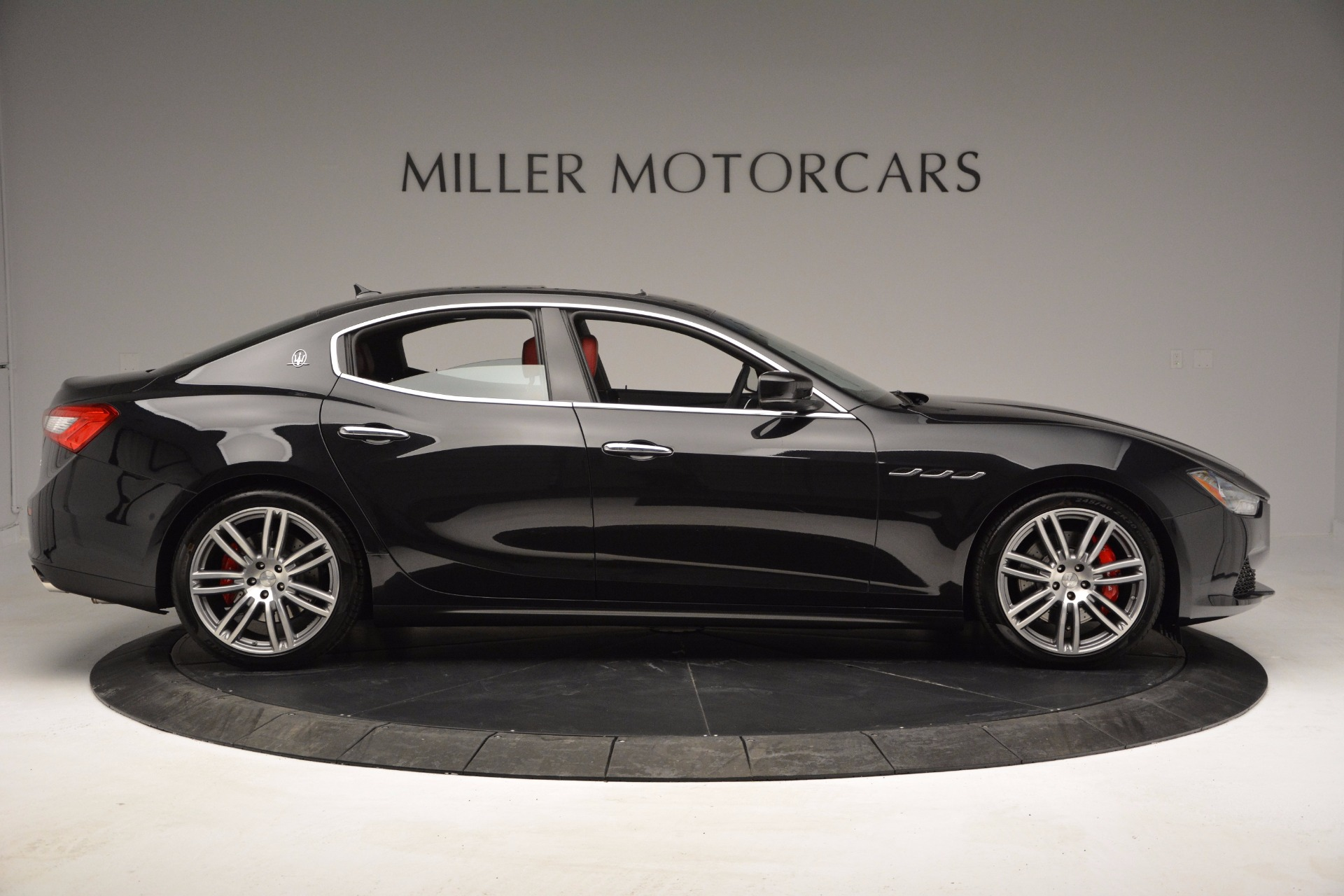New 2017 Maserati Ghibli S Q4 For Sale In Westport, CT 1037_p10